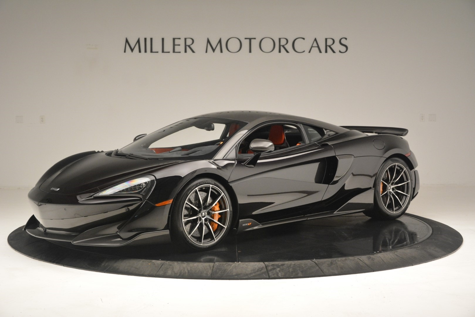 New 2019 McLaren 600LT Coupe For Sale In Westport, CT 3081_main
