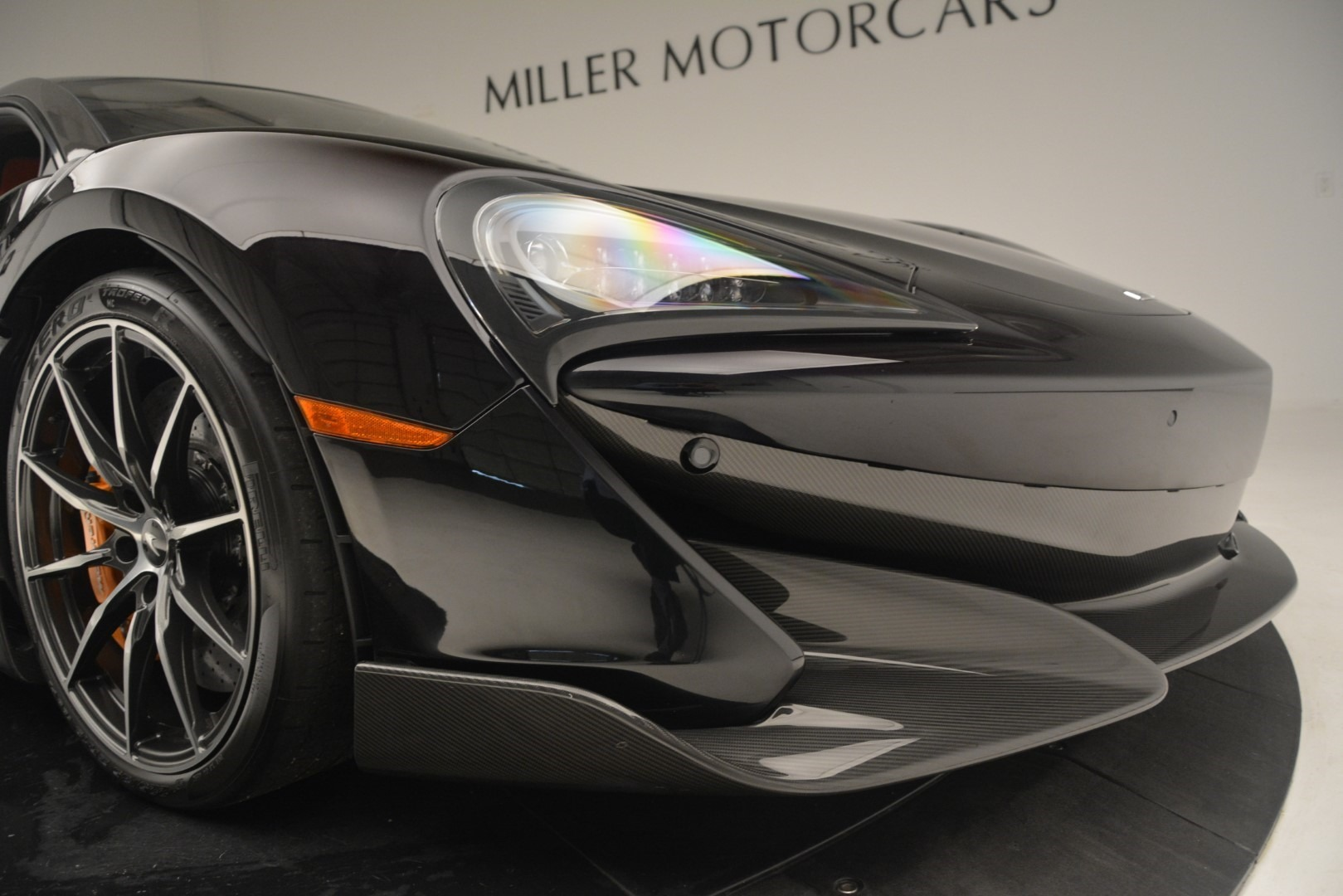 New 2019 McLaren 600LT Coupe For Sale In Westport, CT 3081_p24
