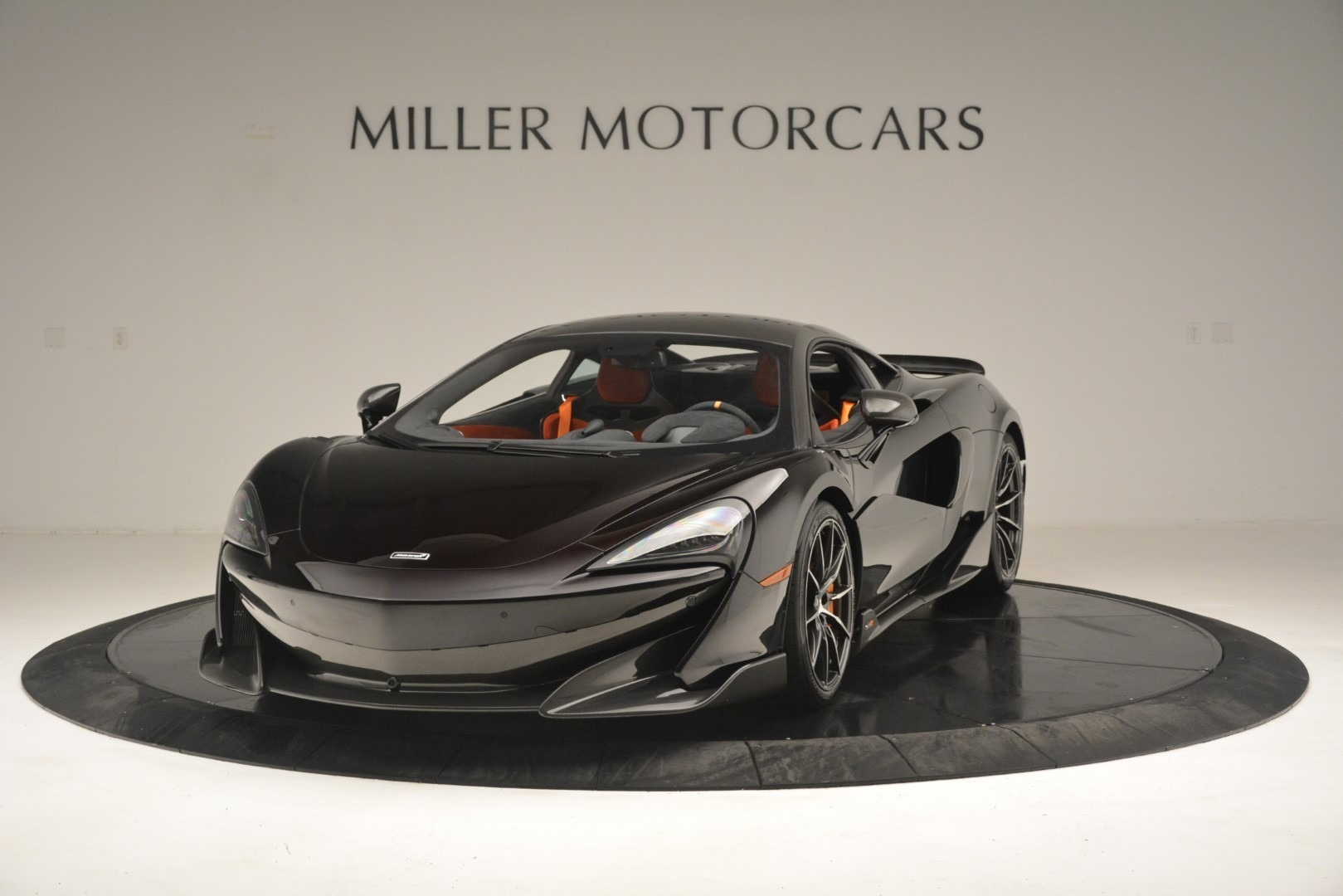 New 2019 McLaren 600LT Coupe For Sale In Westport, CT 3081_p2