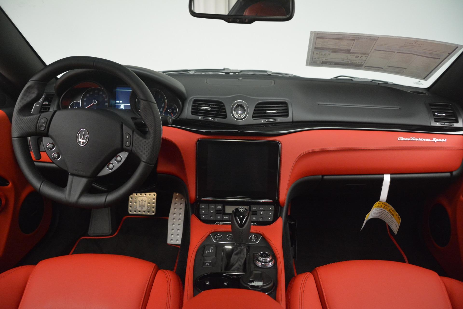 New 2018 Maserati GranTurismo Sport For Sale In Westport, CT 3083_p17