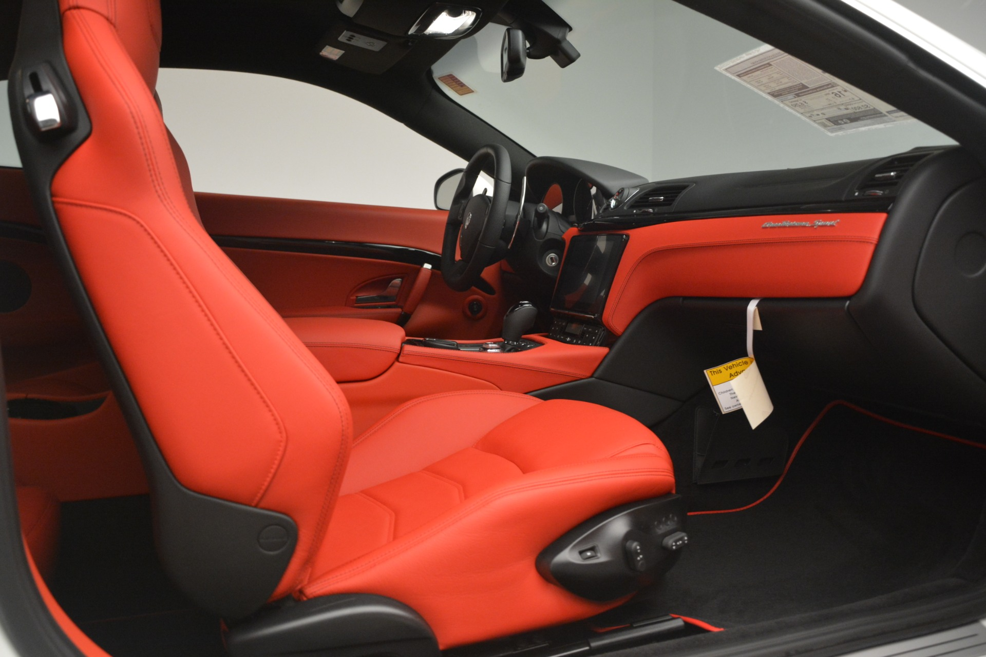 New 2018 Maserati GranTurismo Sport For Sale In Westport, CT 3083_p21