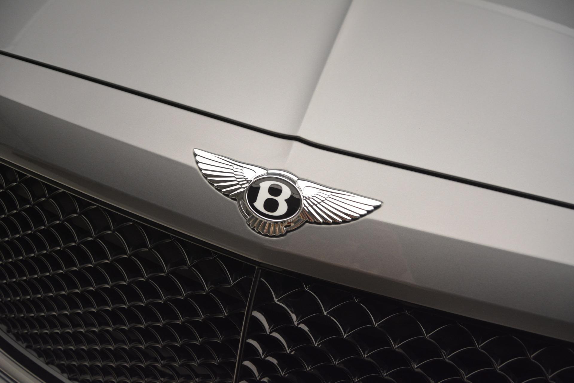 Used 2019 Bentley Bentayga V8 For Sale In Westport, CT 3084_p14