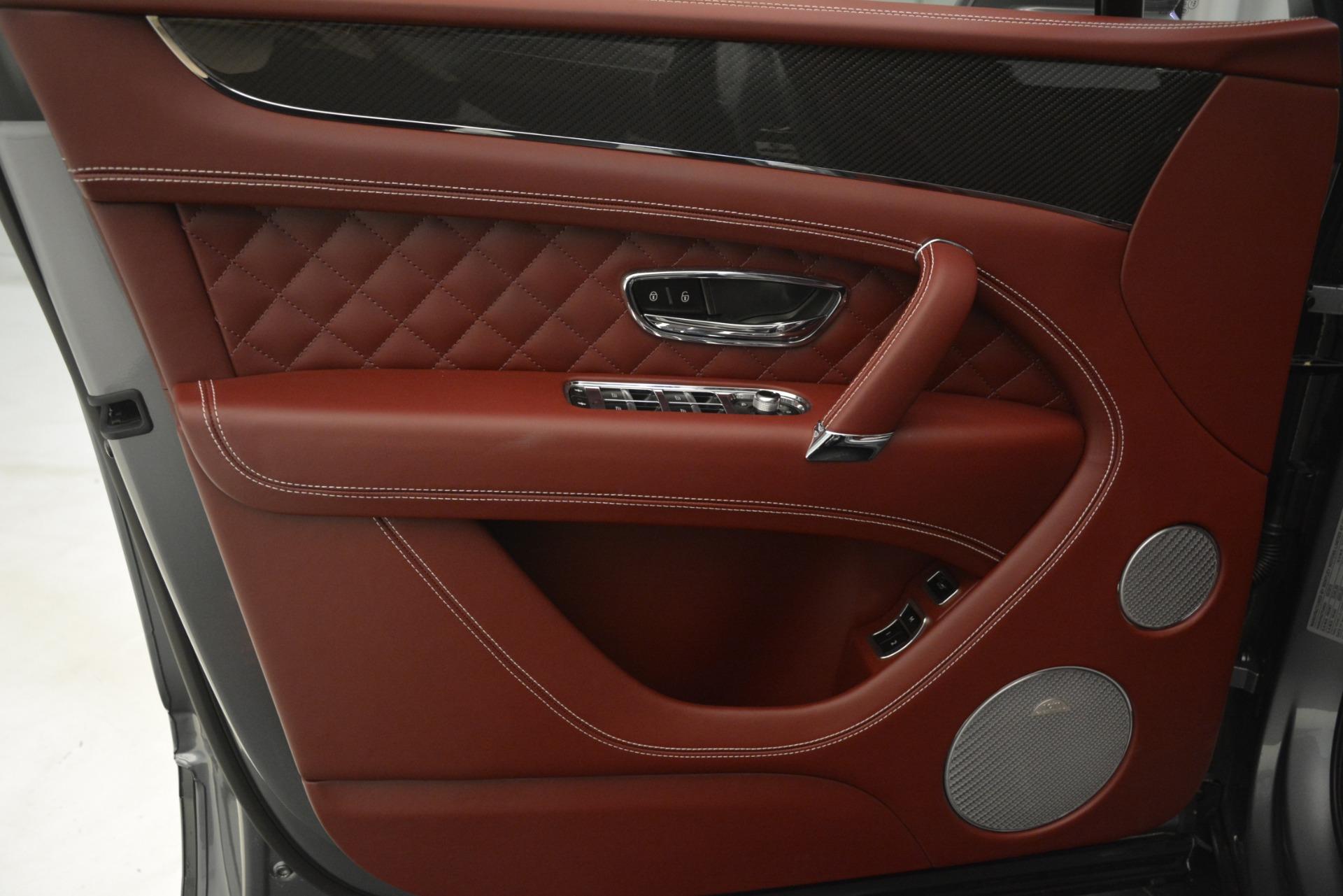 Used 2019 Bentley Bentayga V8 For Sale In Westport, CT 3084_p18