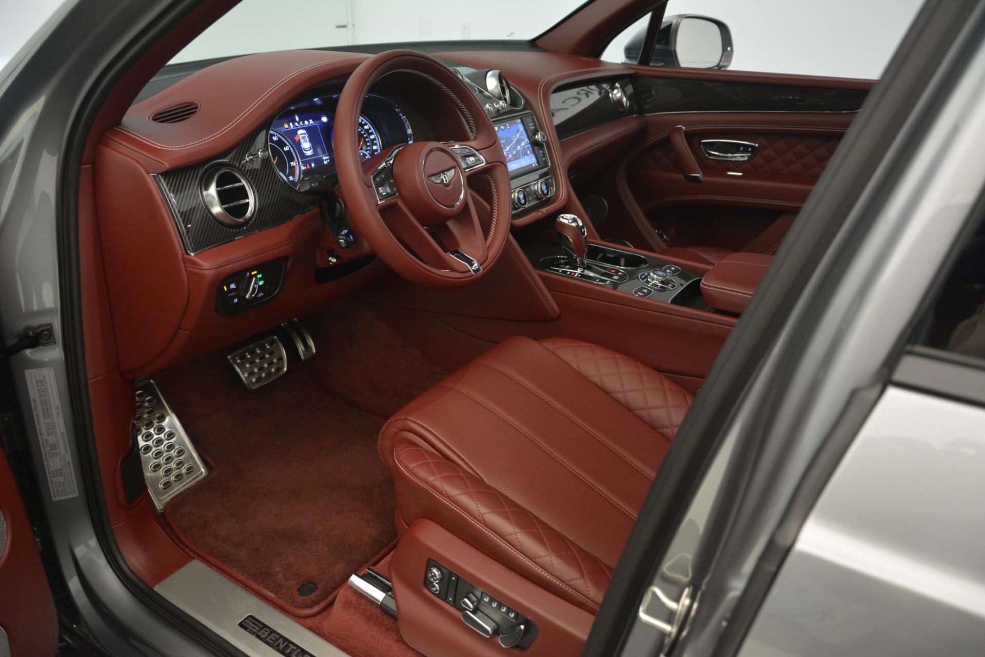 Used 2019 Bentley Bentayga V8 For Sale In Westport, CT 3084_p22