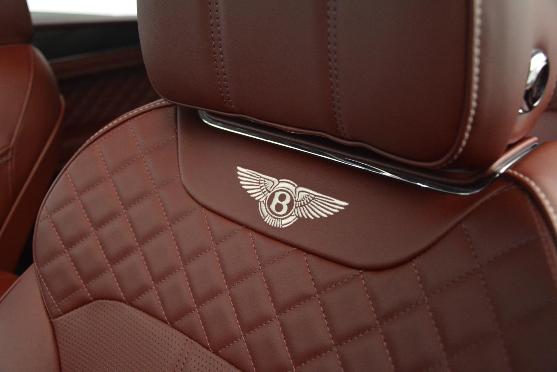 Used 2019 Bentley Bentayga V8 For Sale In Westport, CT 3084_p25