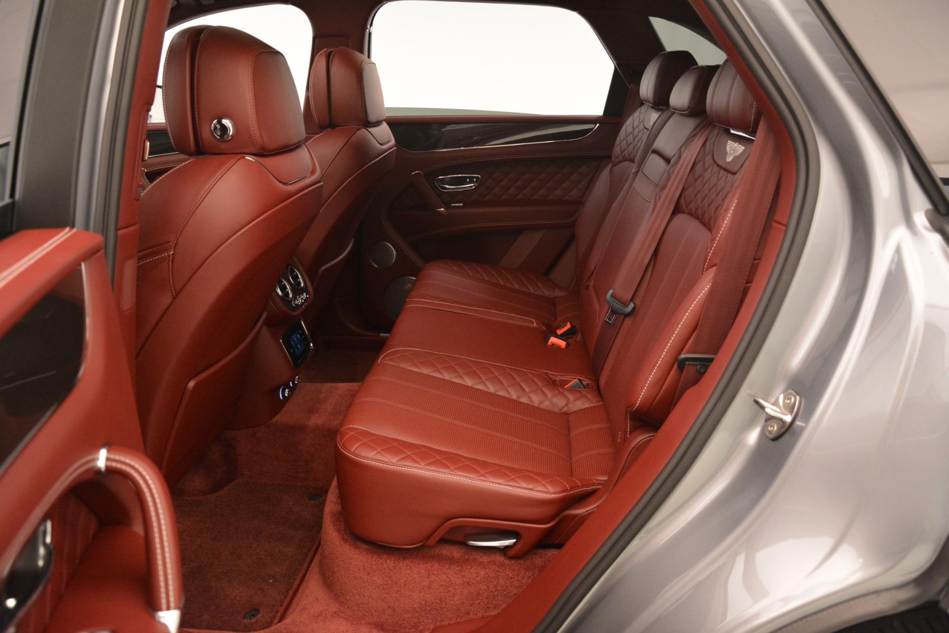 Used 2019 Bentley Bentayga V8 For Sale In Westport, CT 3084_p29