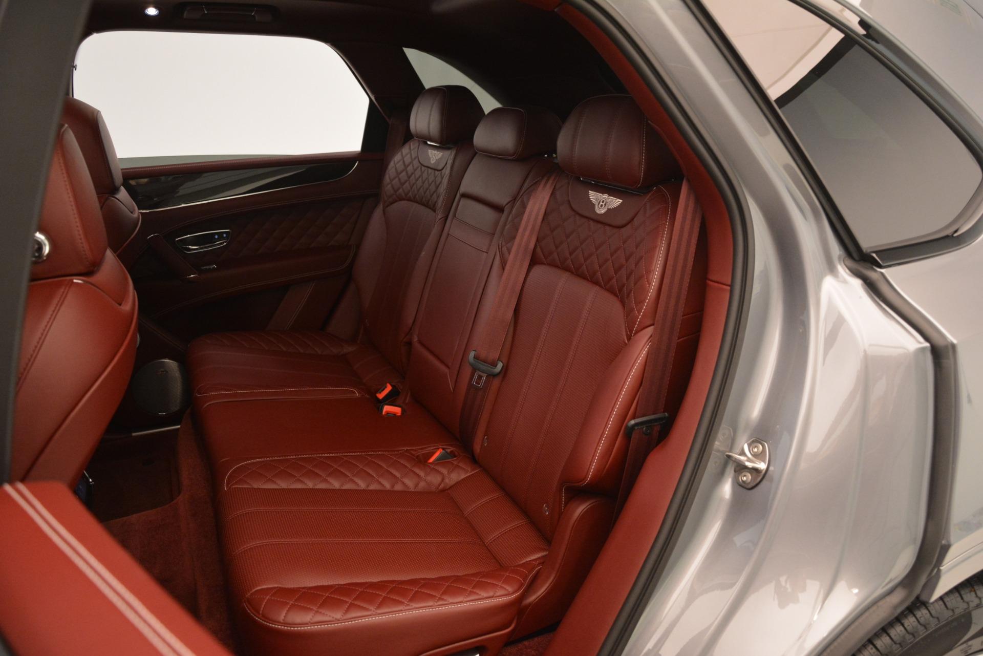 Used 2019 Bentley Bentayga V8 For Sale In Westport, CT 3084_p30