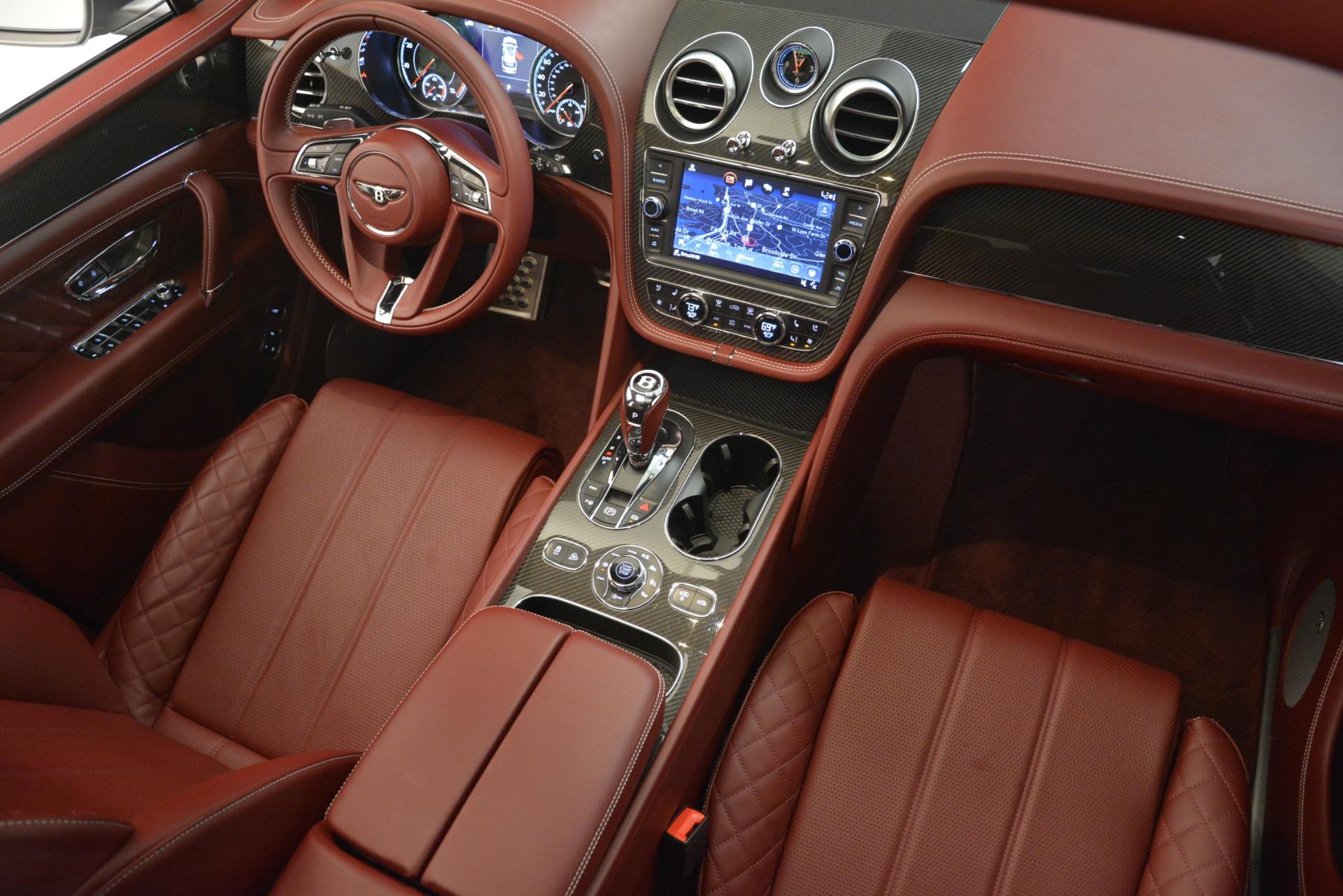 Used 2019 Bentley Bentayga V8 For Sale In Westport, CT 3084_p31