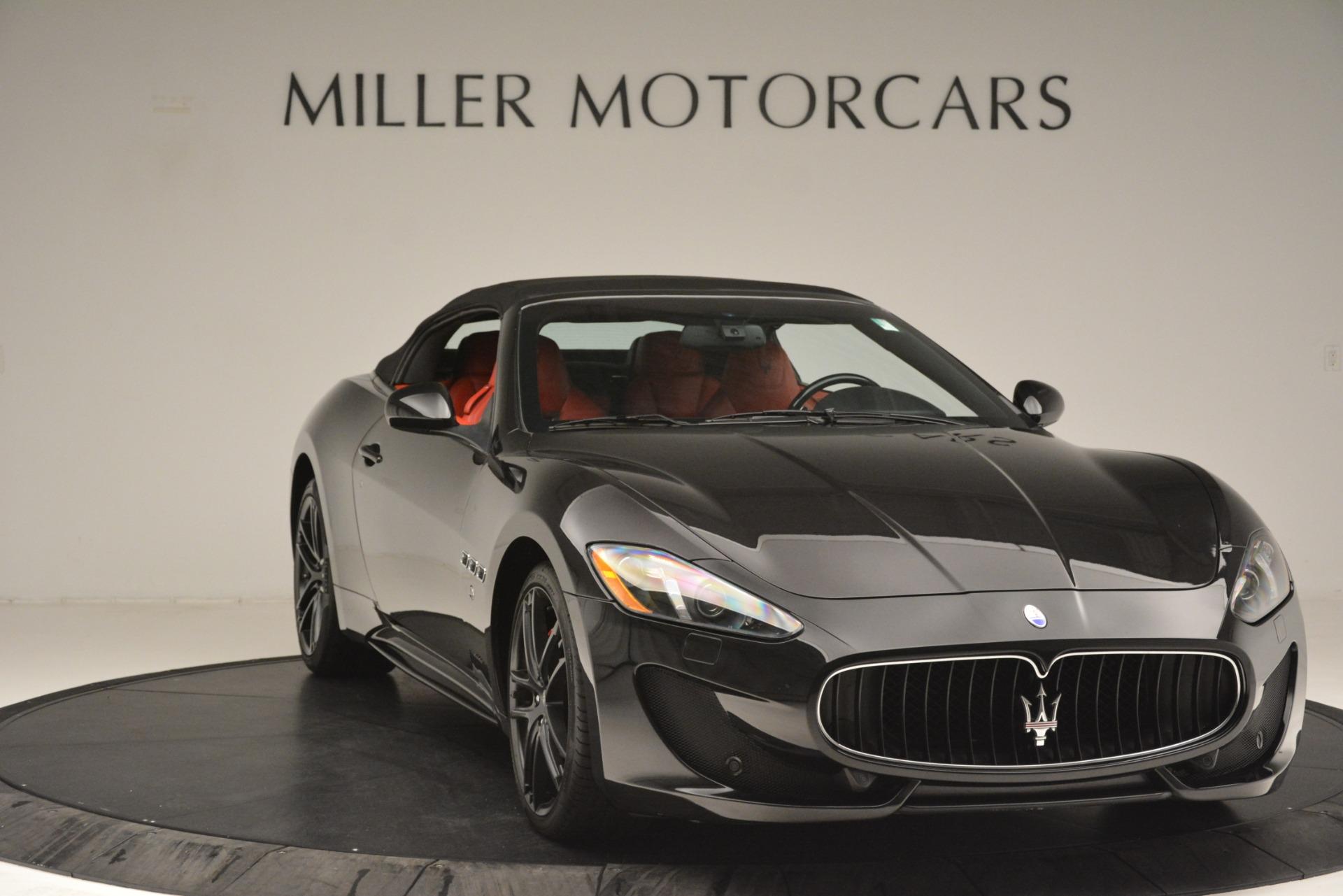 Used 2015 Maserati GranTurismo Sport For Sale In Westport, CT 3085_p22