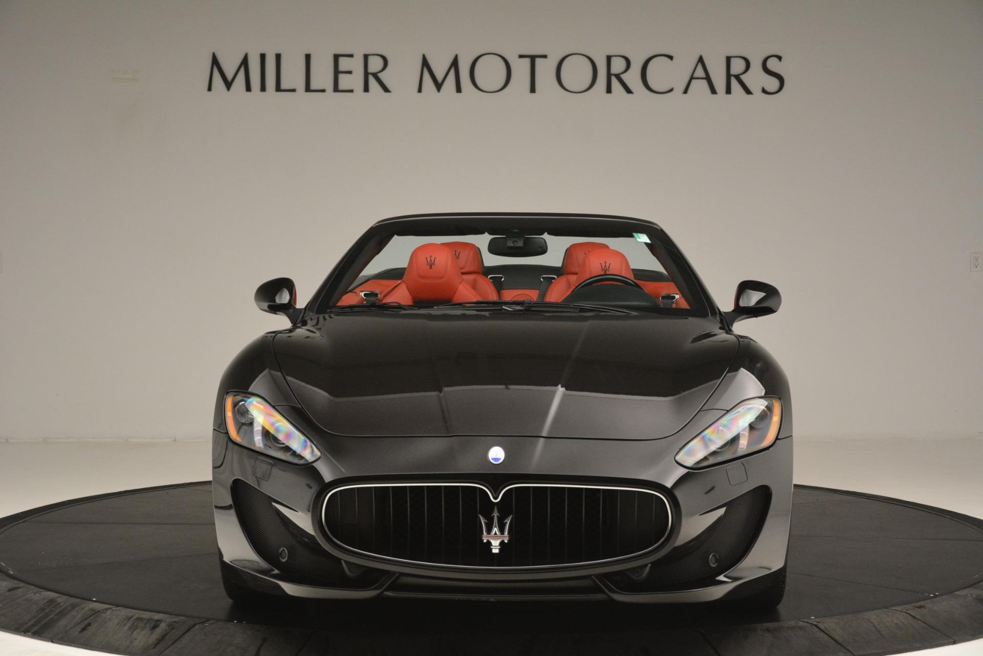 Used 2015 Maserati GranTurismo Sport For Sale In Westport, CT 3085_p23