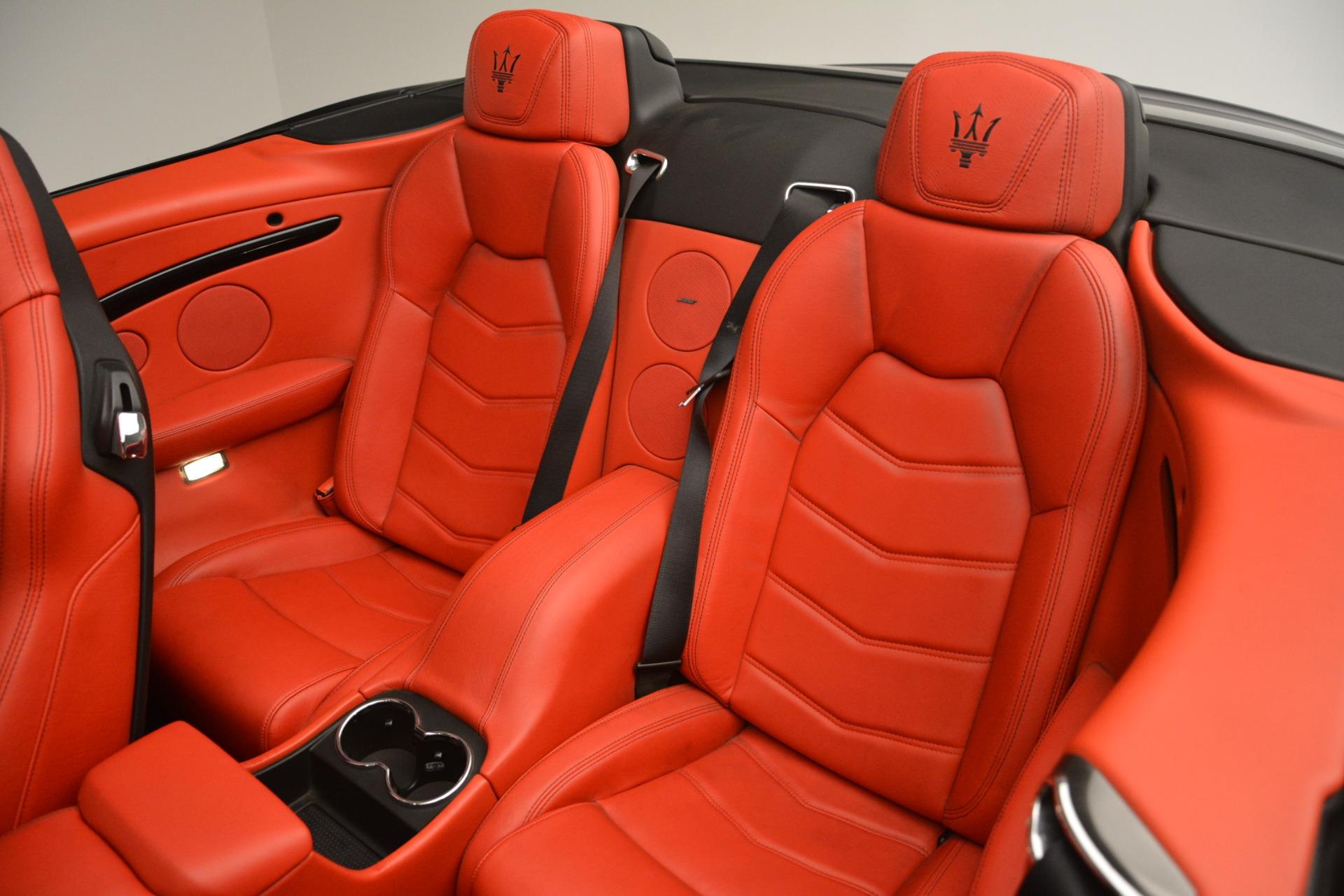 Used 2015 Maserati GranTurismo Sport For Sale In Westport, CT 3085_p30
