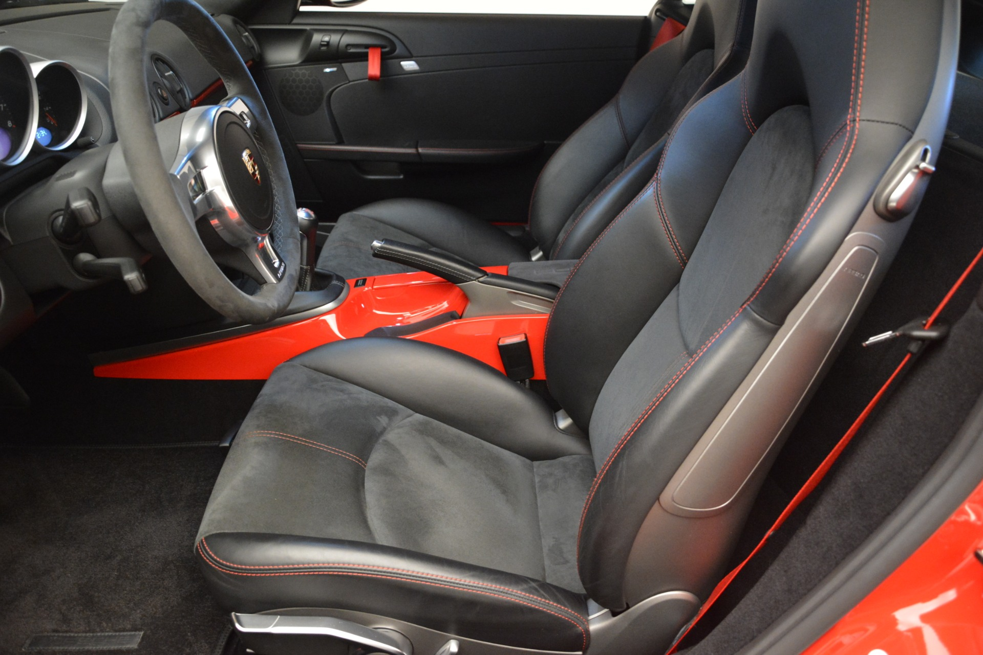 Used 2012 Porsche Cayman R For Sale In Westport, CT 3087_p18