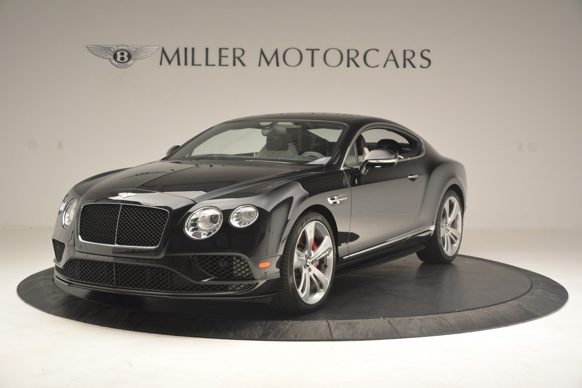 Used 2016 Bentley Continental GT V8 S For Sale In Westport, CT 3088_main