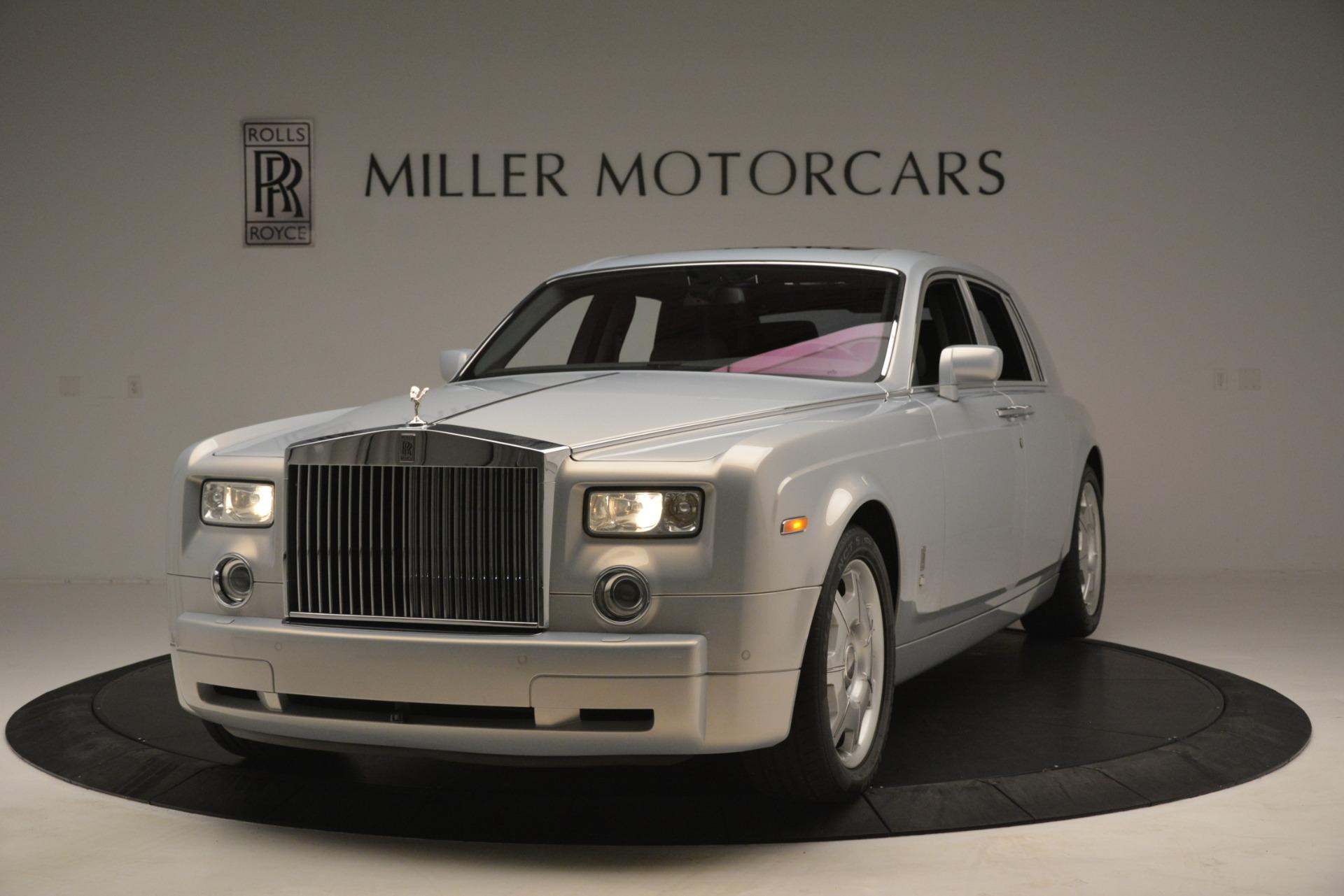 Used 2007 Rolls-Royce Phantom  For Sale In Westport, CT 3089_main