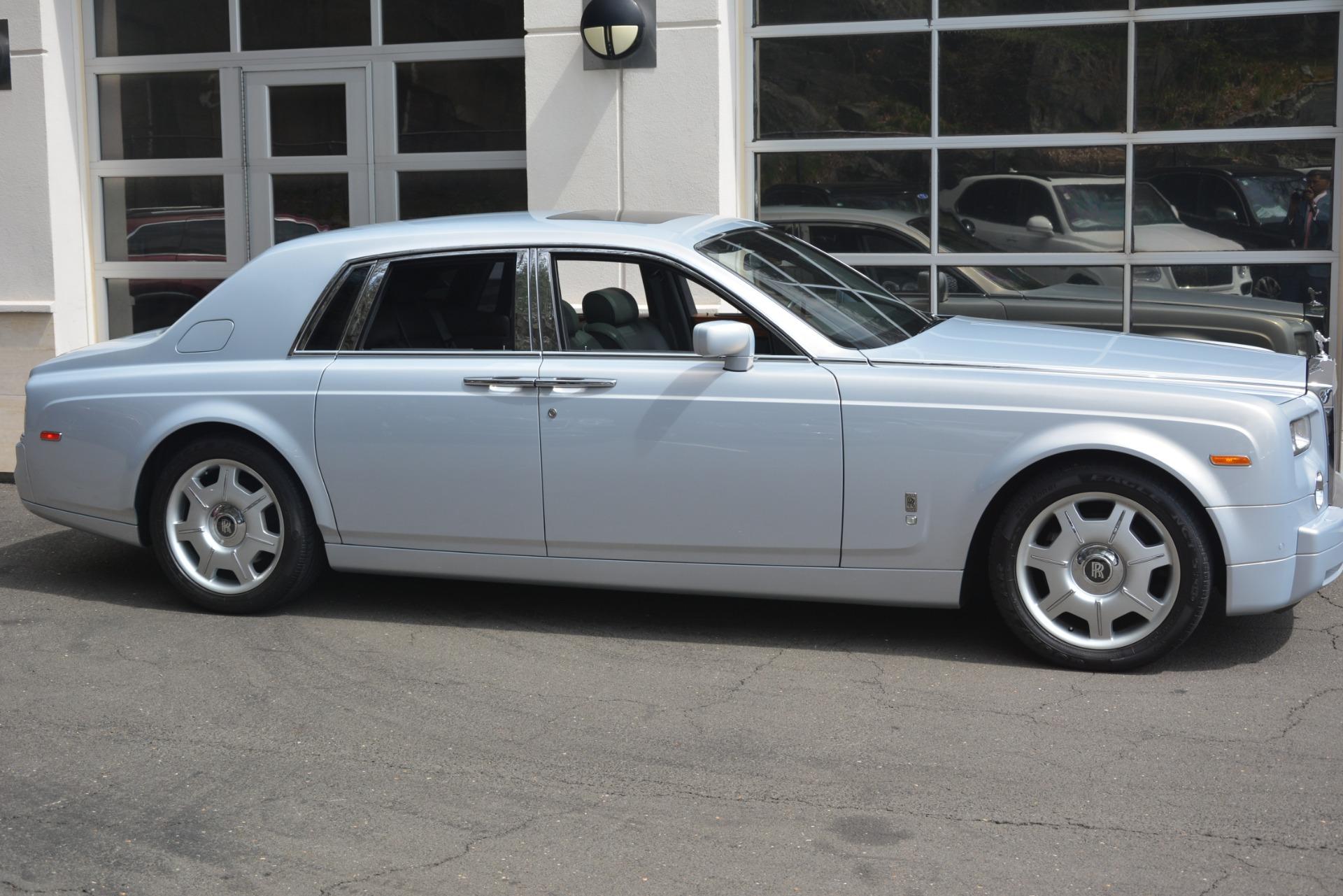 Used 2007 Rolls-Royce Phantom  For Sale In Westport, CT 3089_p10