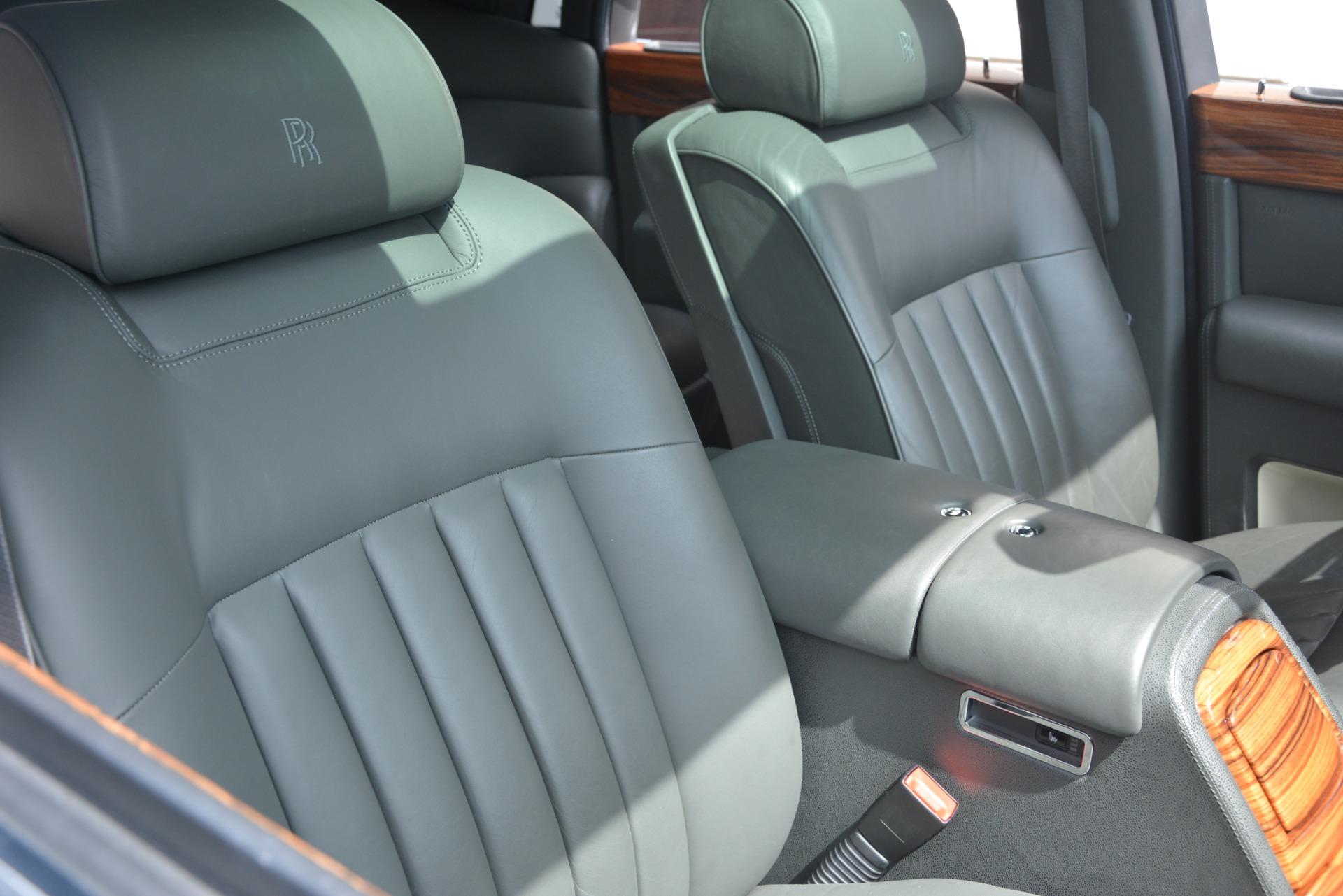 Used 2007 Rolls-Royce Phantom  For Sale In Westport, CT 3089_p21