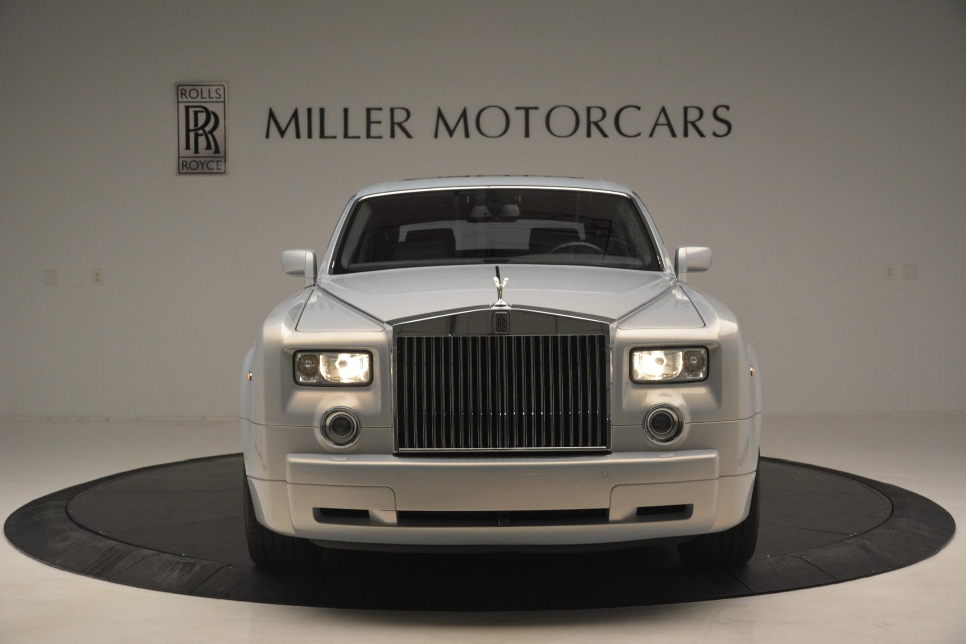 Used 2007 Rolls-Royce Phantom  For Sale In Westport, CT 3089_p2