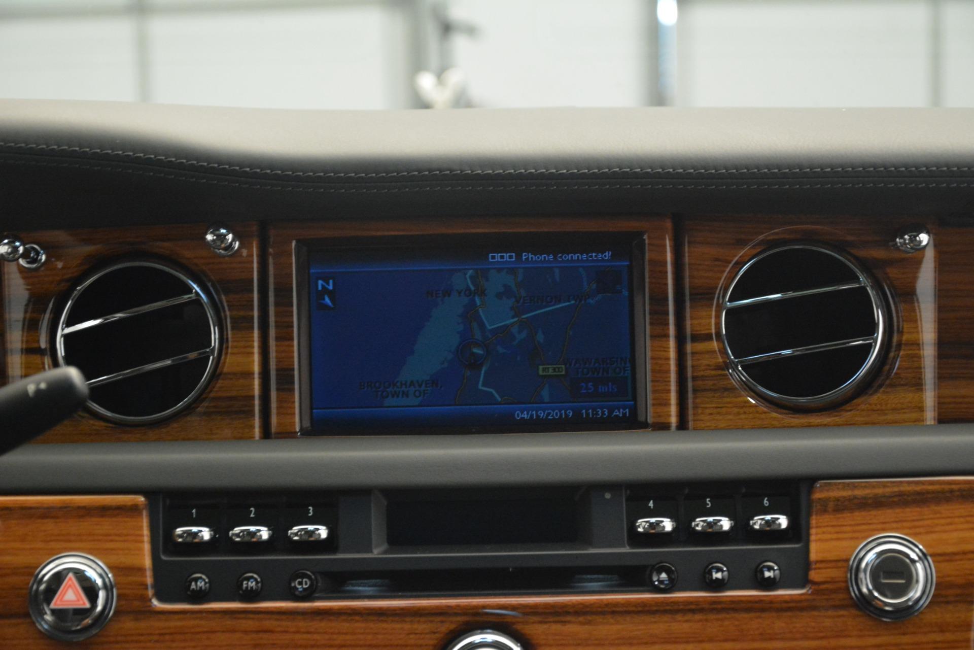 Used 2007 Rolls-Royce Phantom  For Sale In Westport, CT 3089_p33