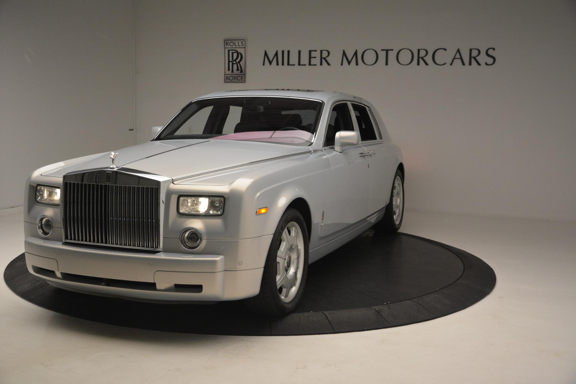 Used 2007 Rolls-Royce Phantom  For Sale In Westport, CT 3089_p3