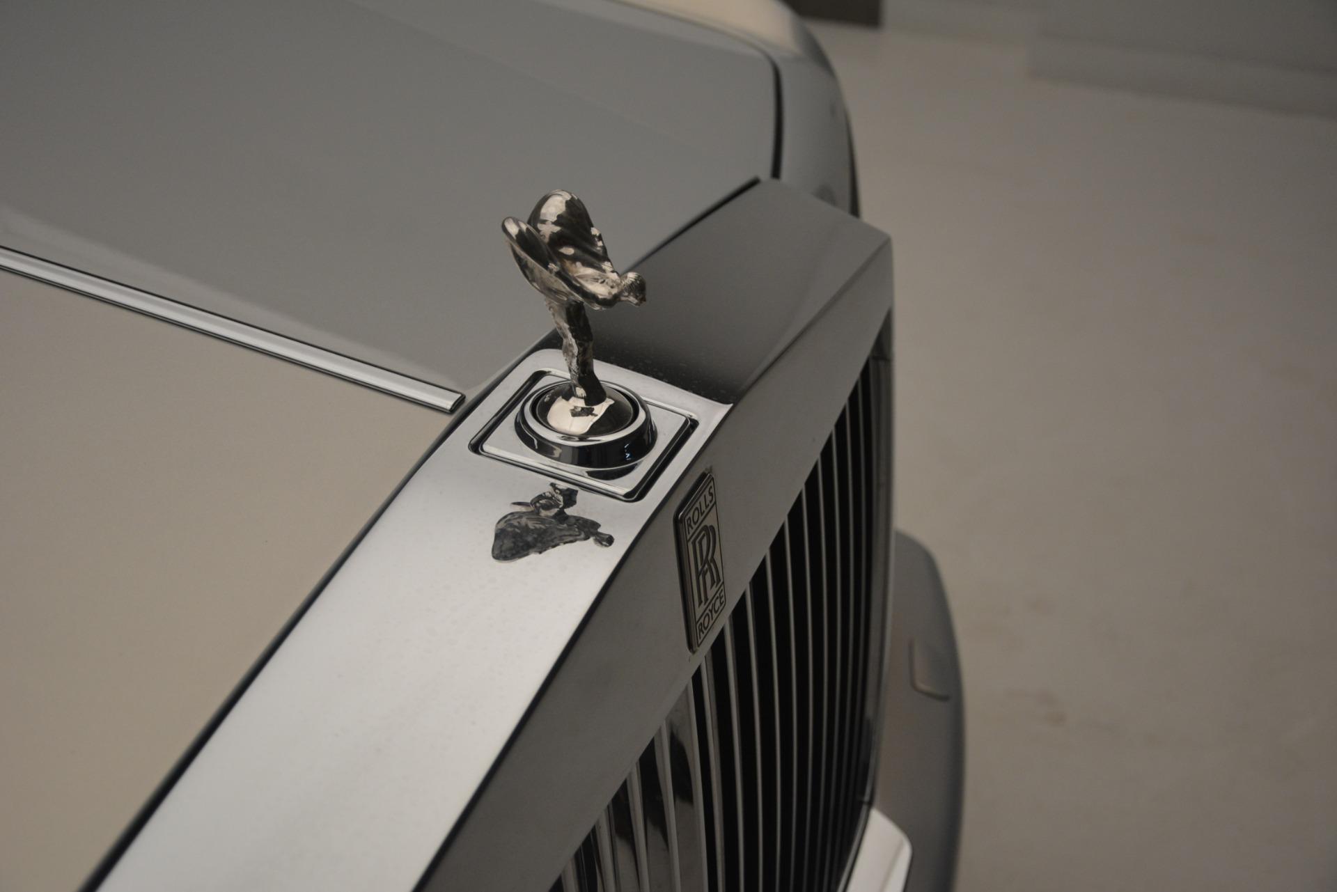 Used 2007 Rolls-Royce Phantom  For Sale In Westport, CT 3089_p5
