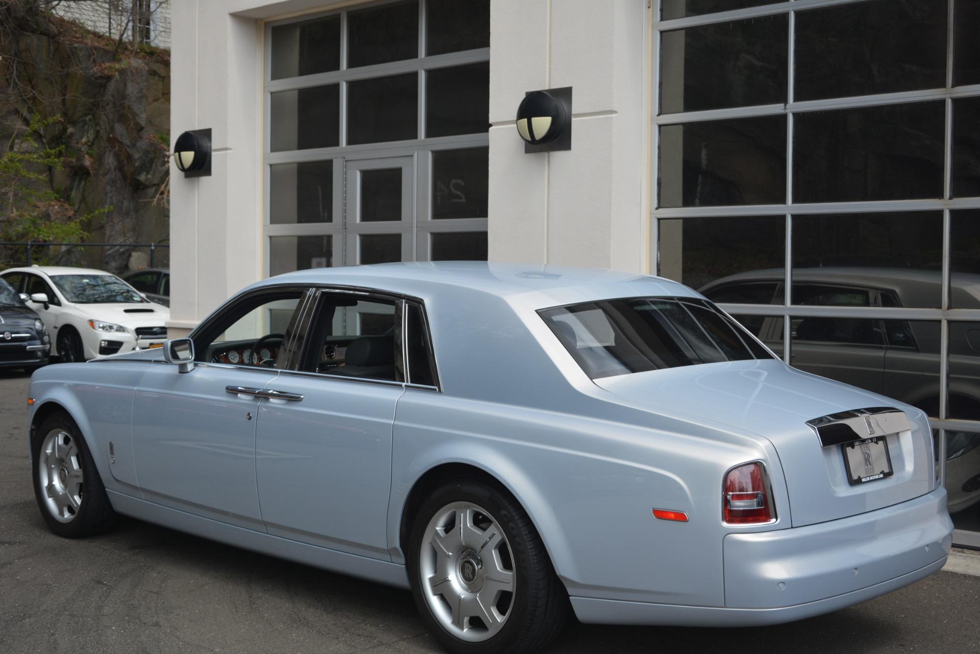 Used 2007 Rolls-Royce Phantom  For Sale In Westport, CT 3089_p8