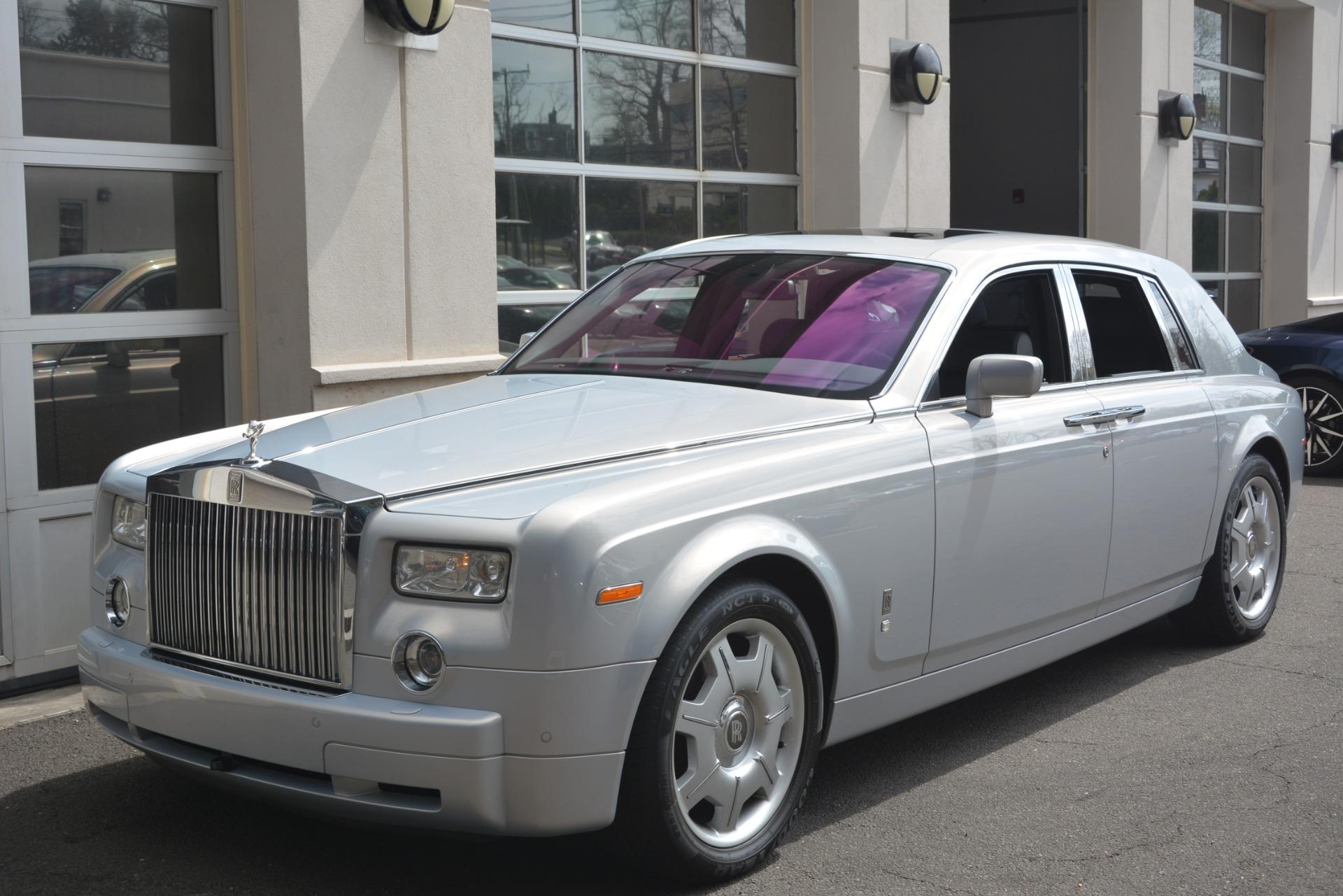Used 2007 Rolls-Royce Phantom  For Sale In Westport, CT 3089_p9