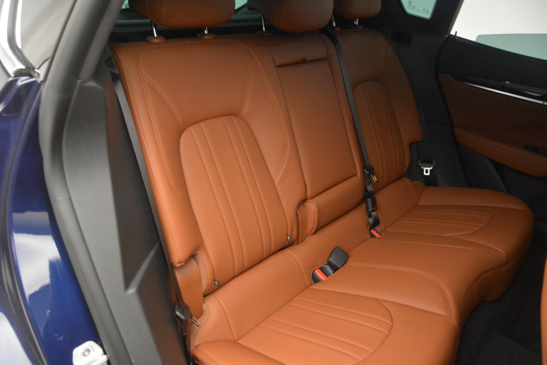 New 2019 Maserati Levante Q4 For Sale In Westport, CT 3090_p28