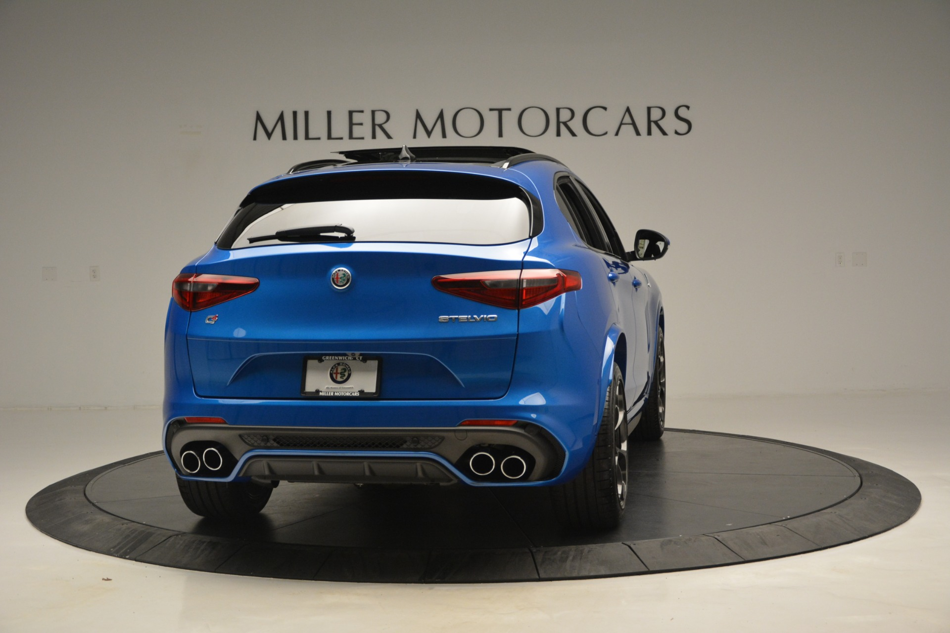New 2019 Alfa Romeo Stelvio Quadrifoglio For Sale In Westport, CT 3094_p10