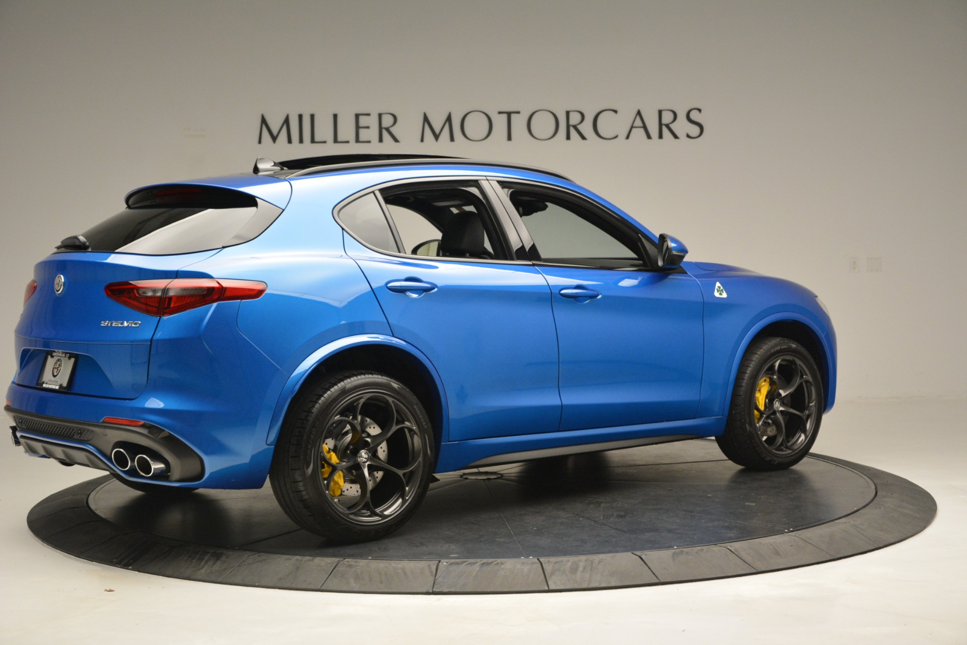 New 2019 Alfa Romeo Stelvio Quadrifoglio For Sale In Westport, CT 3094_p12