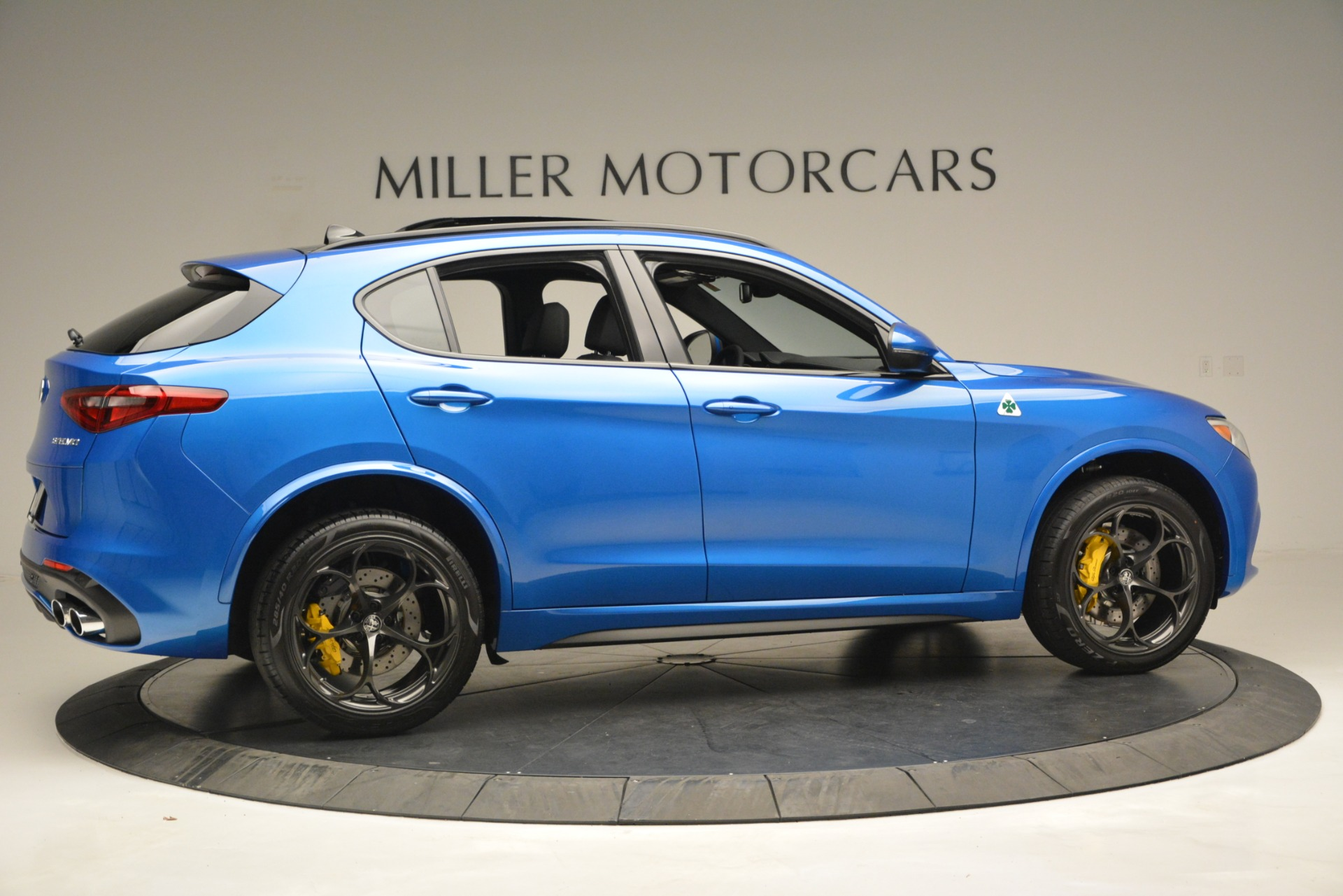 New 2019 Alfa Romeo Stelvio Quadrifoglio For Sale In Westport, CT 3094_p13