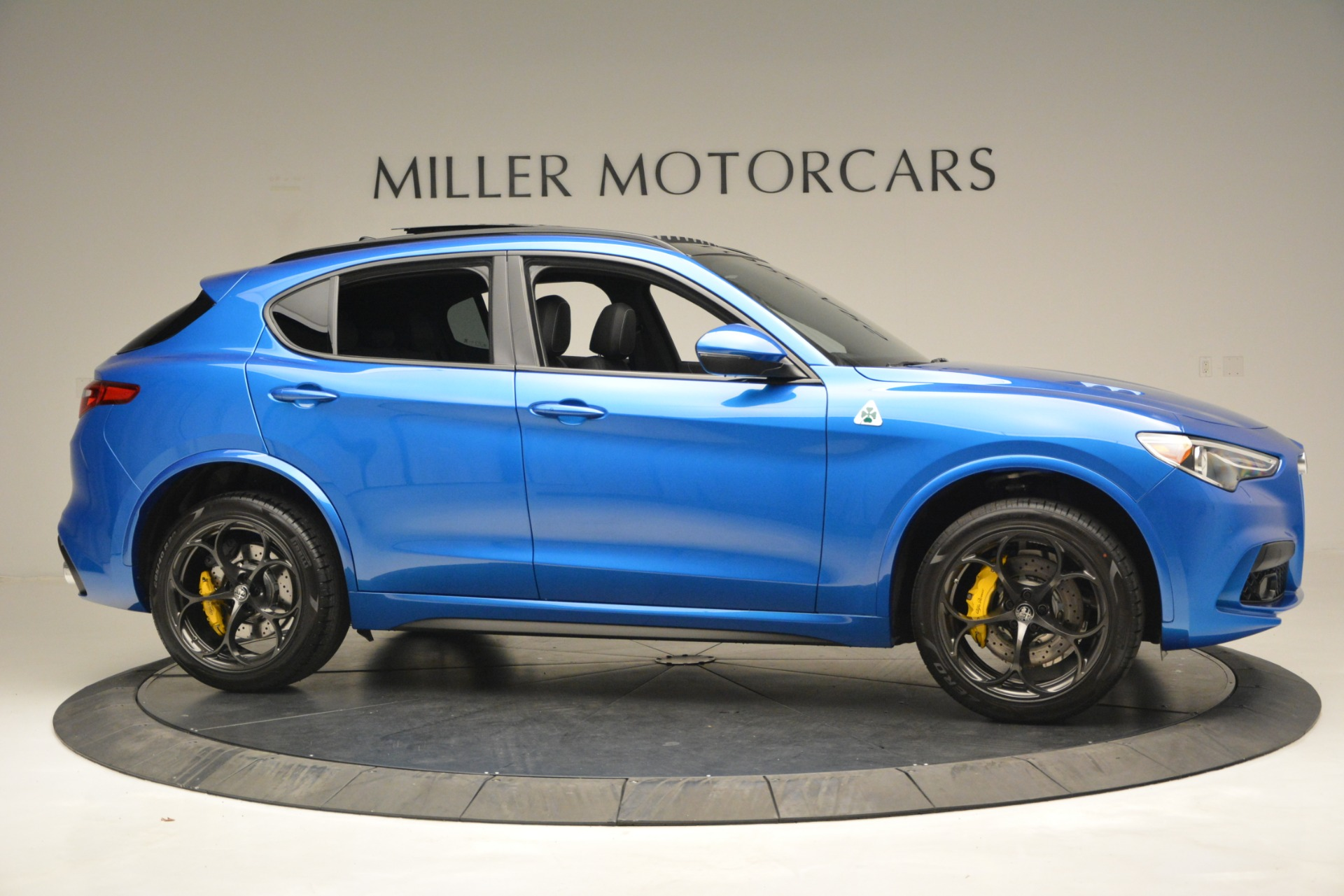New 2019 Alfa Romeo Stelvio Quadrifoglio For Sale In Westport, CT 3094_p15