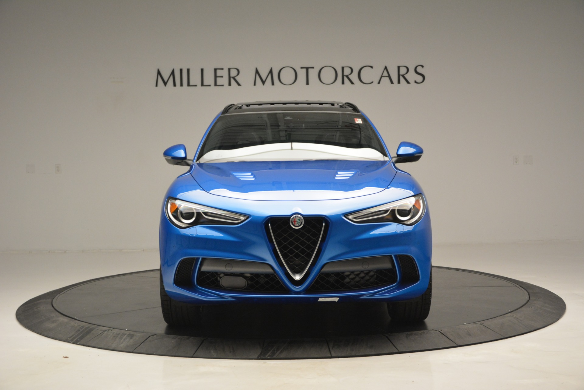 New 2019 Alfa Romeo Stelvio Quadrifoglio For Sale In Westport, CT 3094_p19