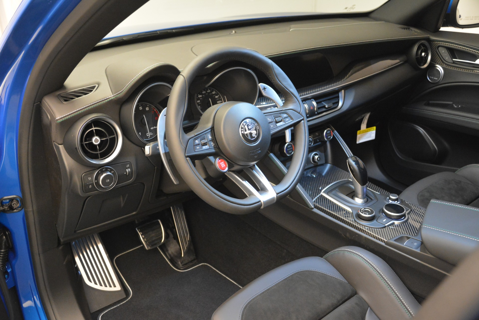 New 2019 Alfa Romeo Stelvio Quadrifoglio For Sale In Westport, CT 3094_p20