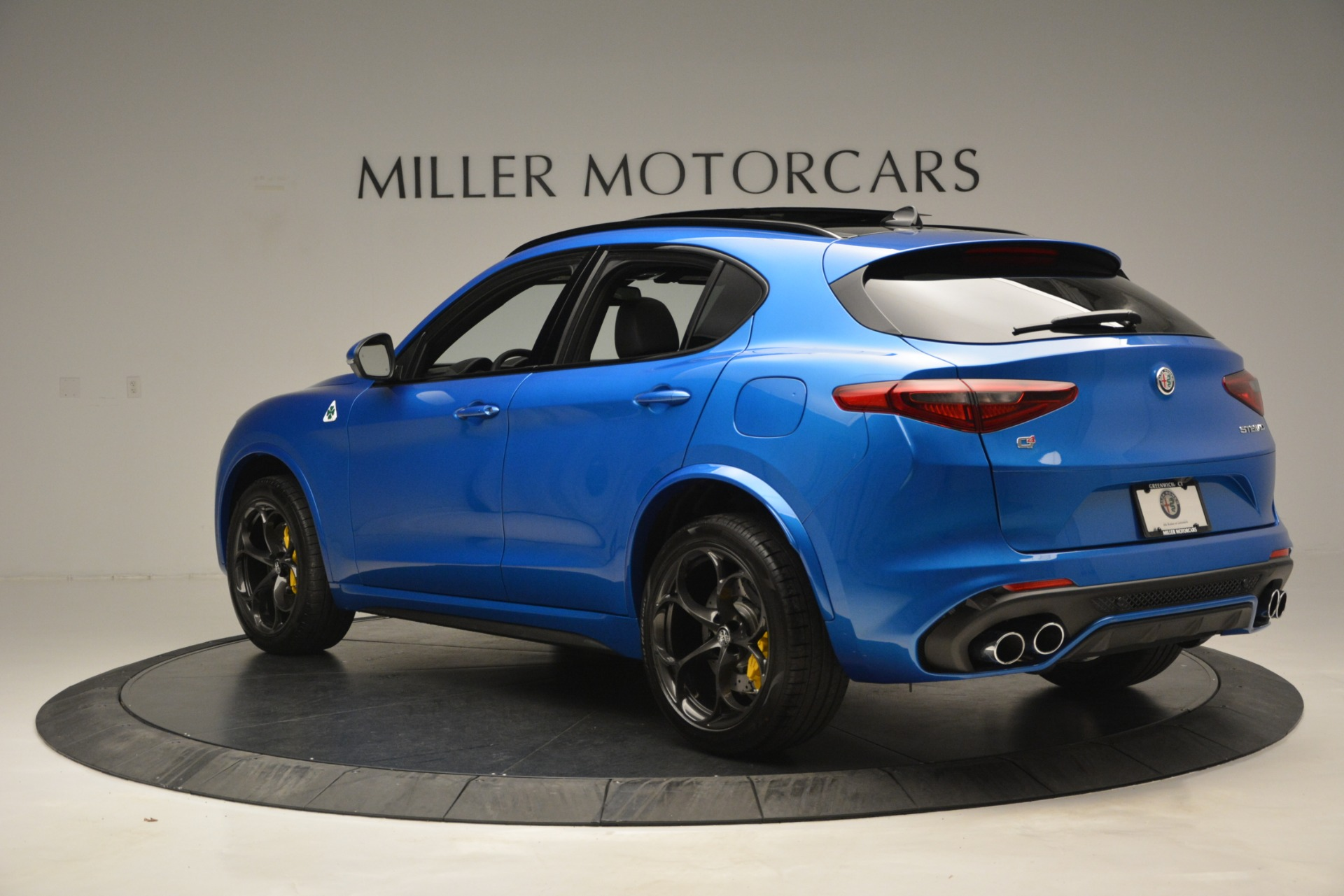 New 2019 Alfa Romeo Stelvio Quadrifoglio For Sale In Westport, CT 3094_p7