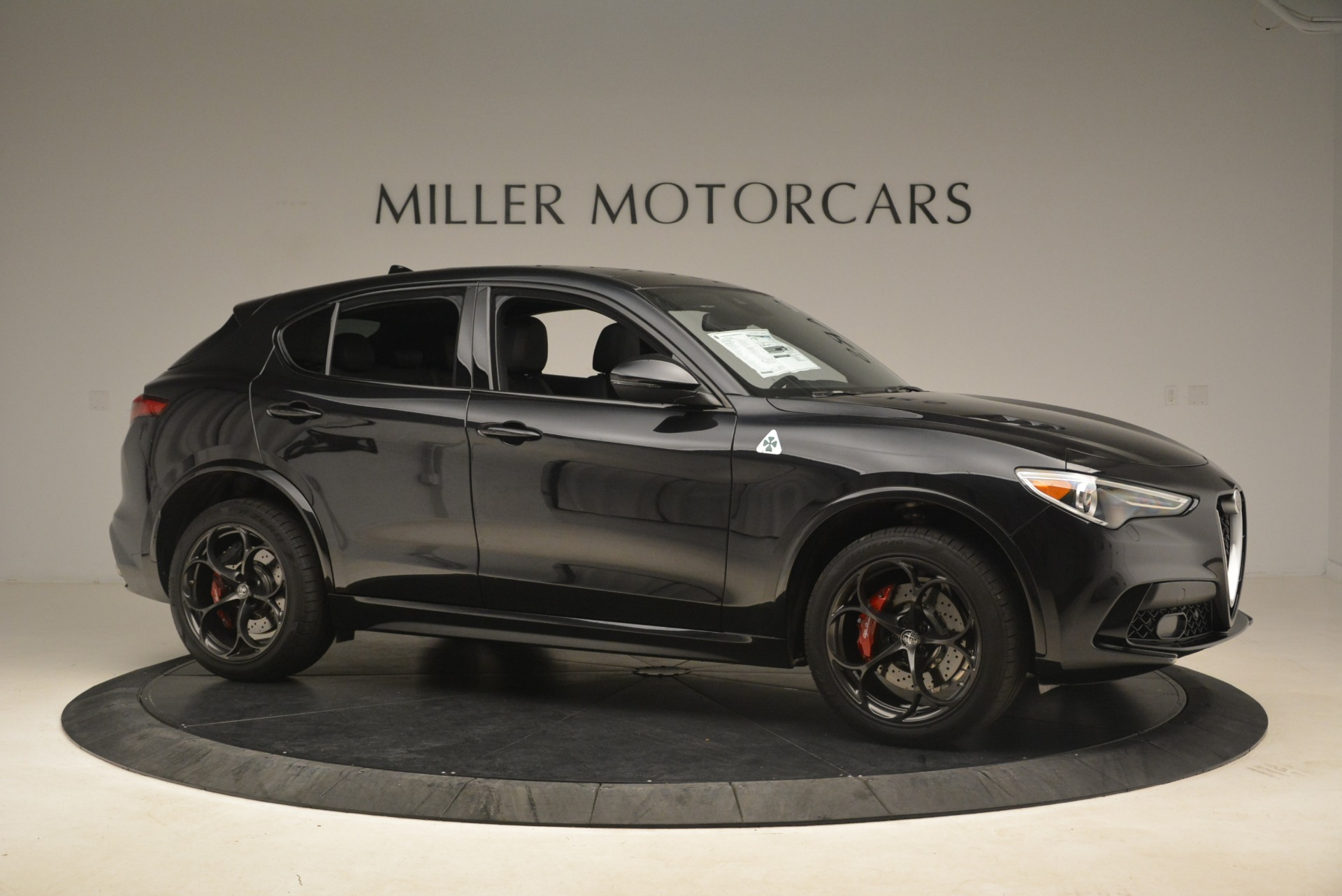New 2019 Alfa Romeo Stelvio Quadrifoglio For Sale In Westport, CT 3096_p10