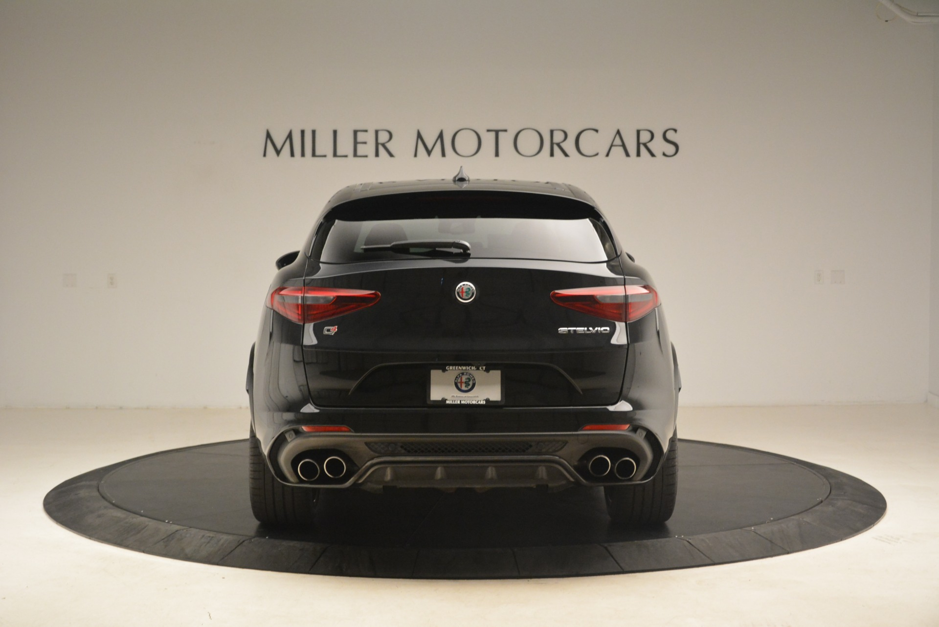 New 2019 Alfa Romeo Stelvio Quadrifoglio For Sale In Westport, CT 3096_p6