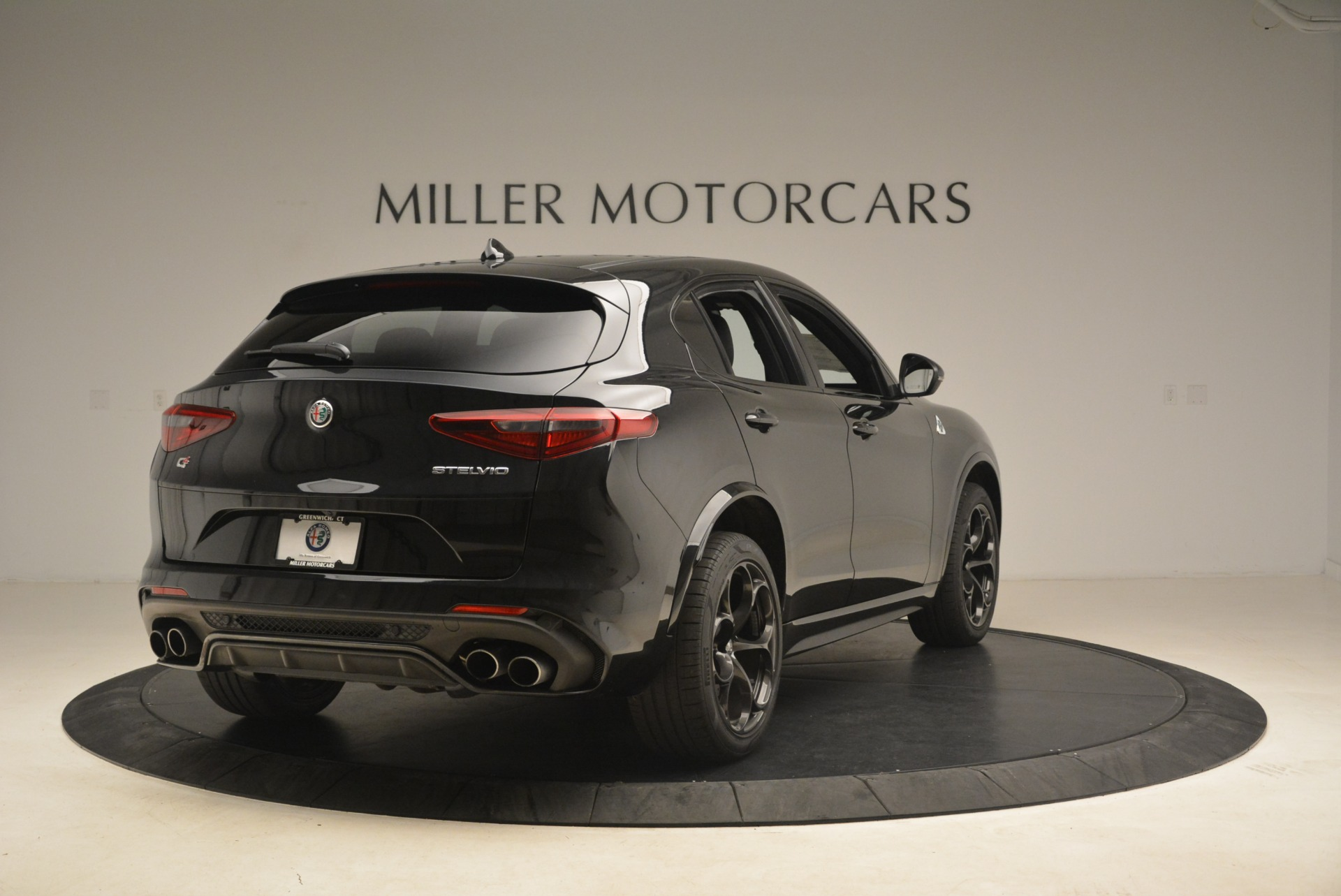New 2019 Alfa Romeo Stelvio Quadrifoglio For Sale In Westport, CT 3096_p7