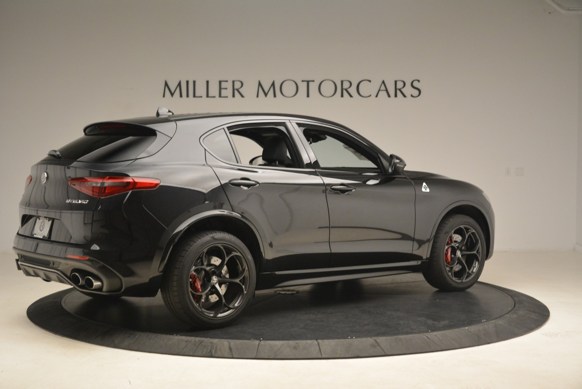 New 2019 Alfa Romeo Stelvio Quadrifoglio For Sale In Westport, CT 3096_p8