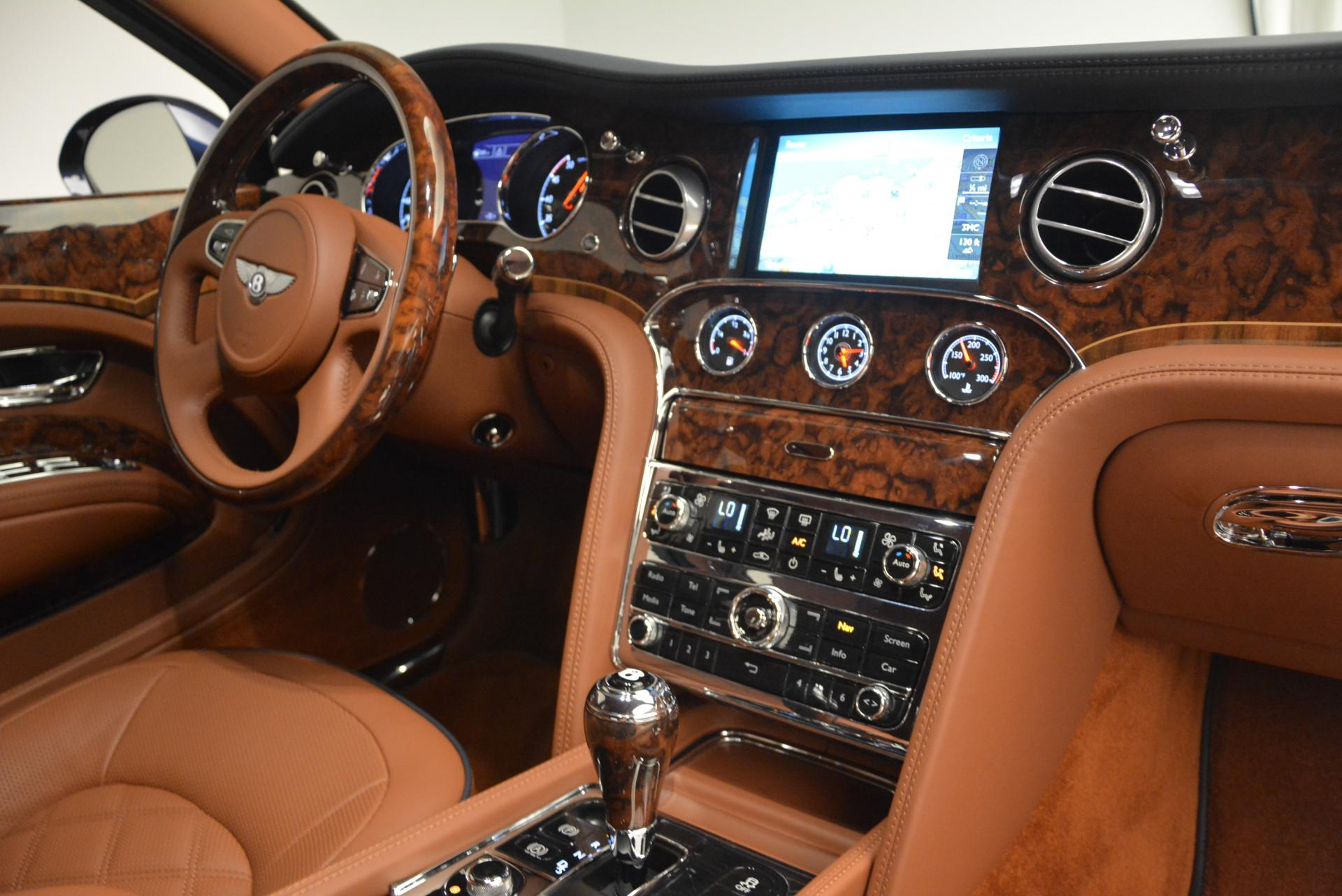 Used 2016 Bentley Mulsanne Speed For Sale In Westport, CT 31_p24