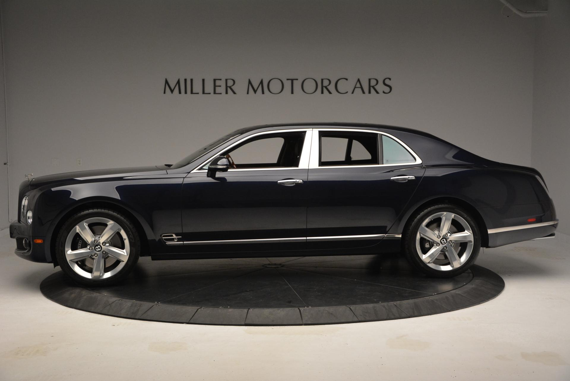 Used 2016 Bentley Mulsanne Speed For Sale In Westport, CT 31_p3
