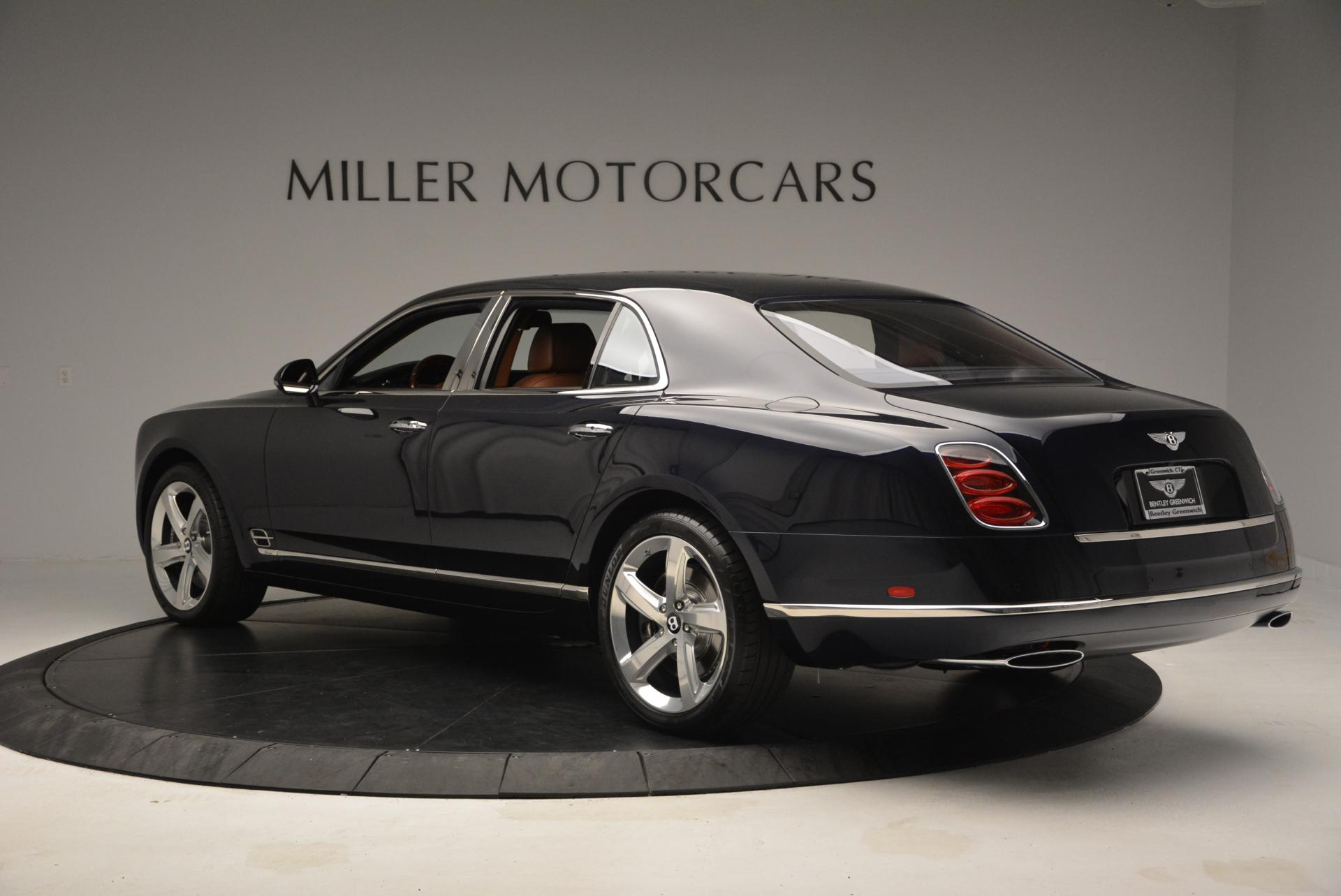 Used 2016 Bentley Mulsanne Speed For Sale In Westport, CT 31_p5