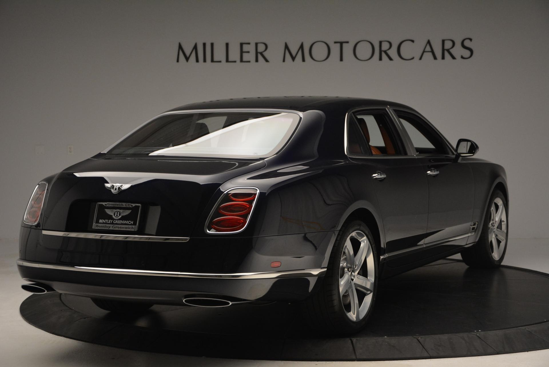Used 2016 Bentley Mulsanne Speed For Sale In Westport, CT 31_p7
