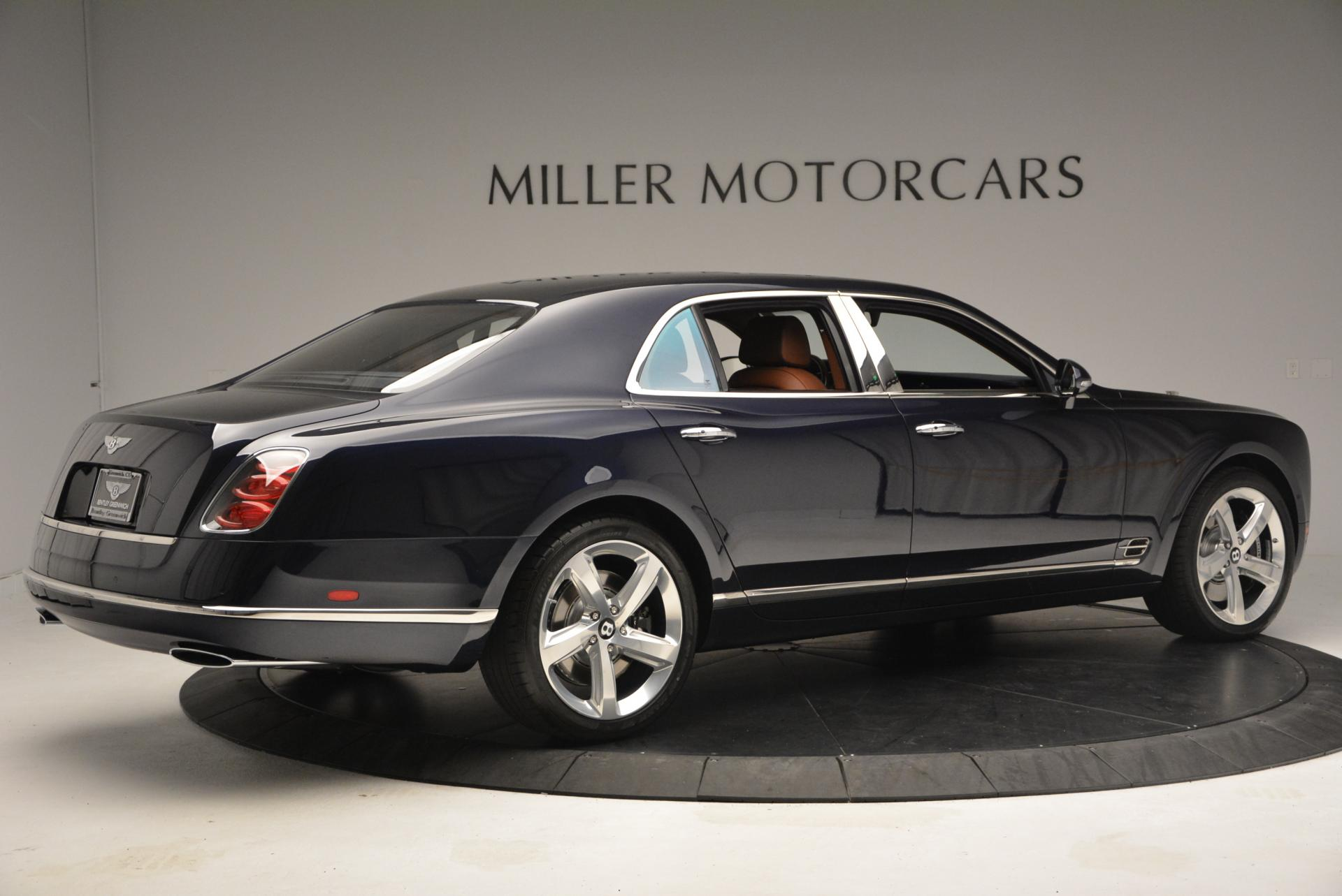 Used 2016 Bentley Mulsanne Speed For Sale In Westport, CT 31_p8