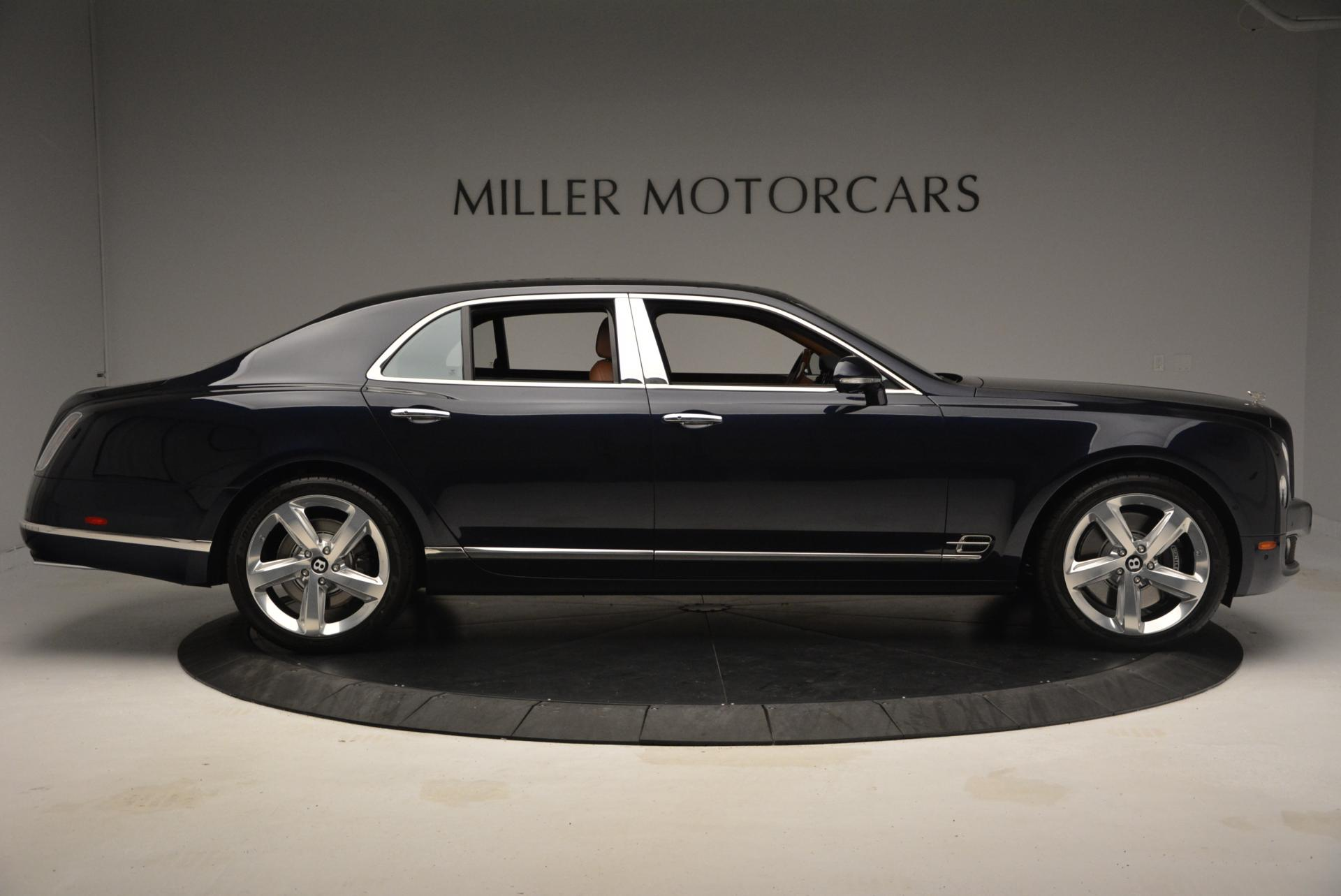 Used 2016 Bentley Mulsanne Speed For Sale In Westport, CT 31_p9