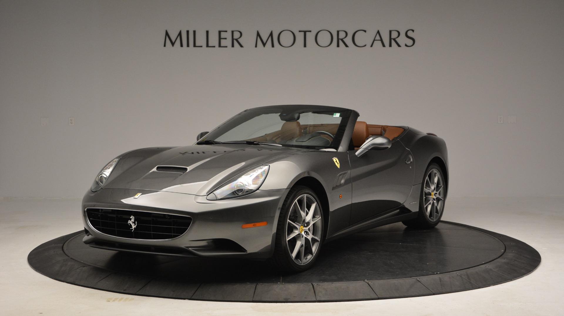 Used 2011 Ferrari California  For Sale In Westport, CT 3101_main