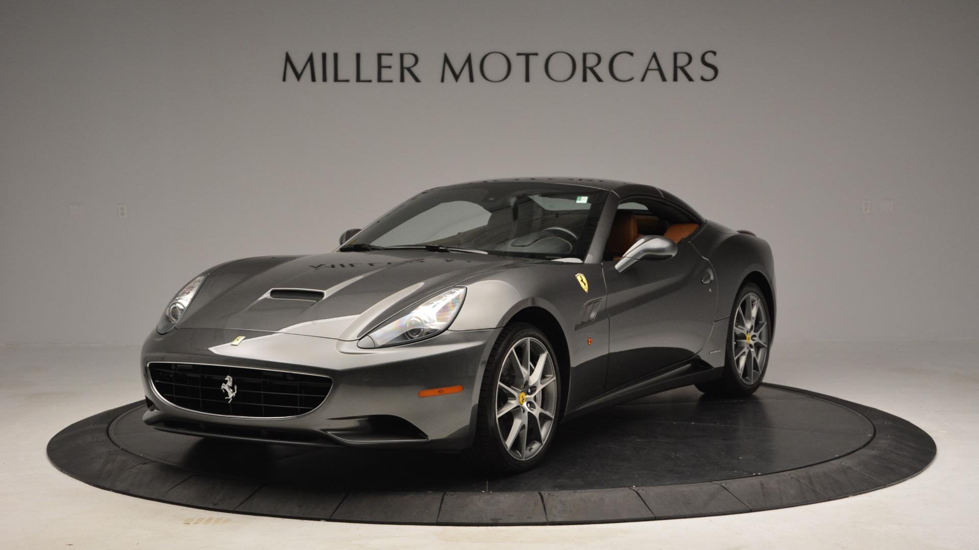Used 2011 Ferrari California  For Sale In Westport, CT 3101_p12