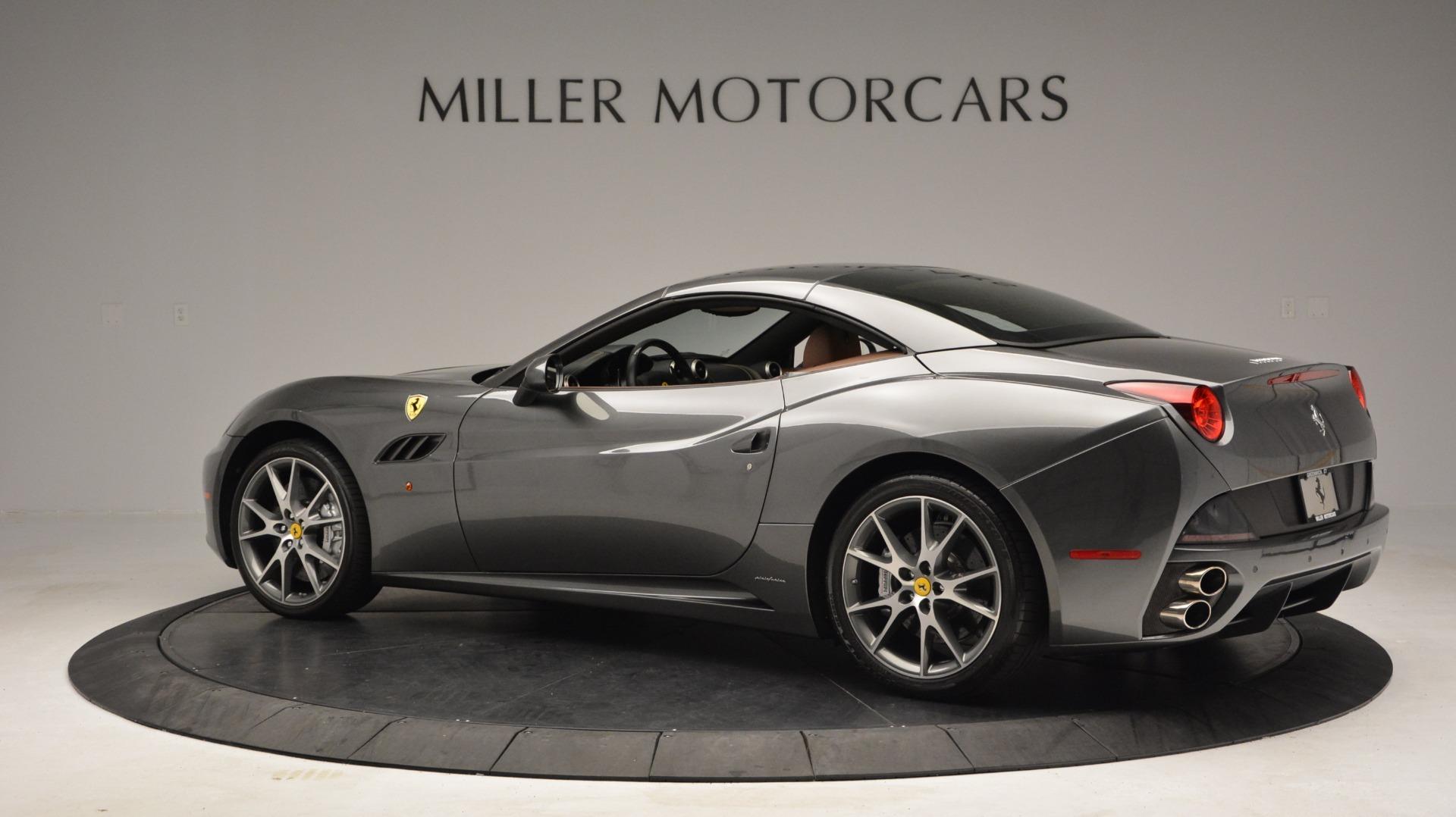 Used 2011 Ferrari California  For Sale In Westport, CT 3101_p15