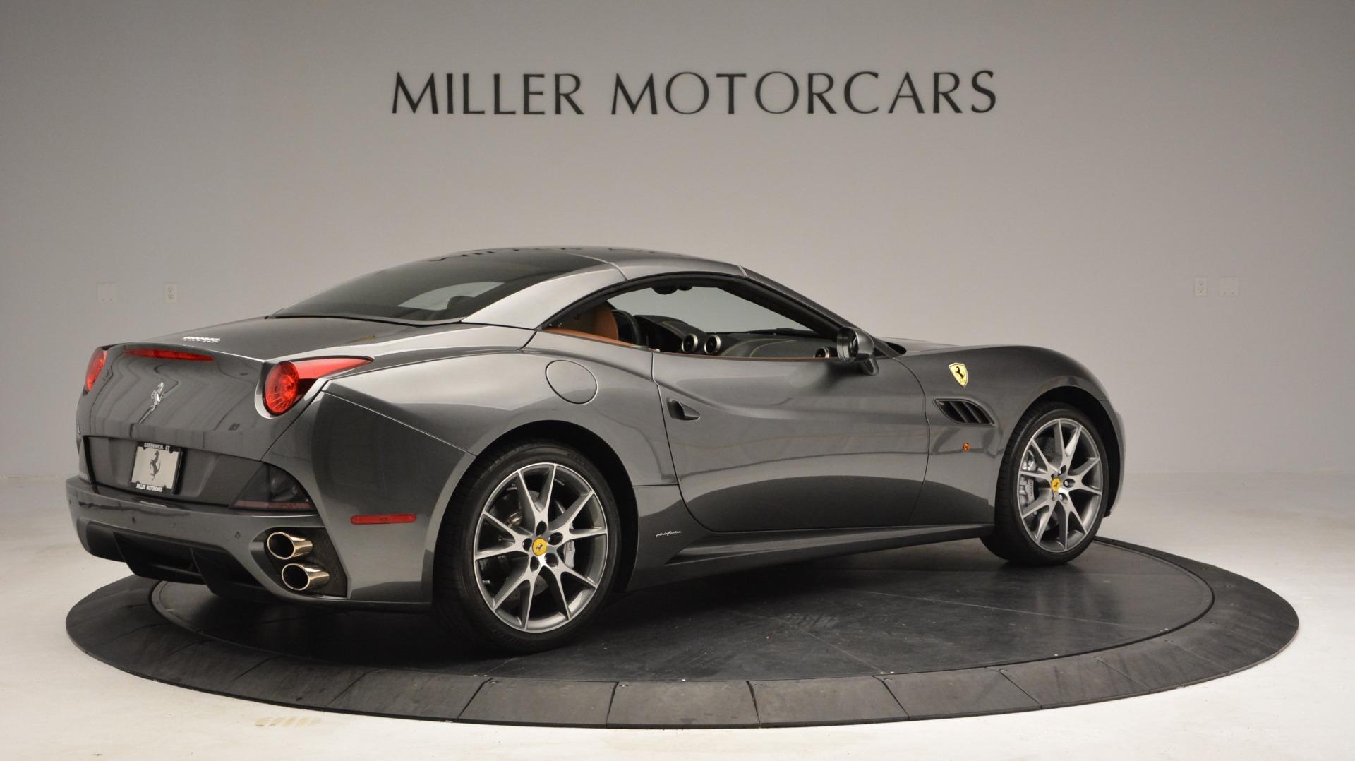 Used 2011 Ferrari California  For Sale In Westport, CT 3101_p19