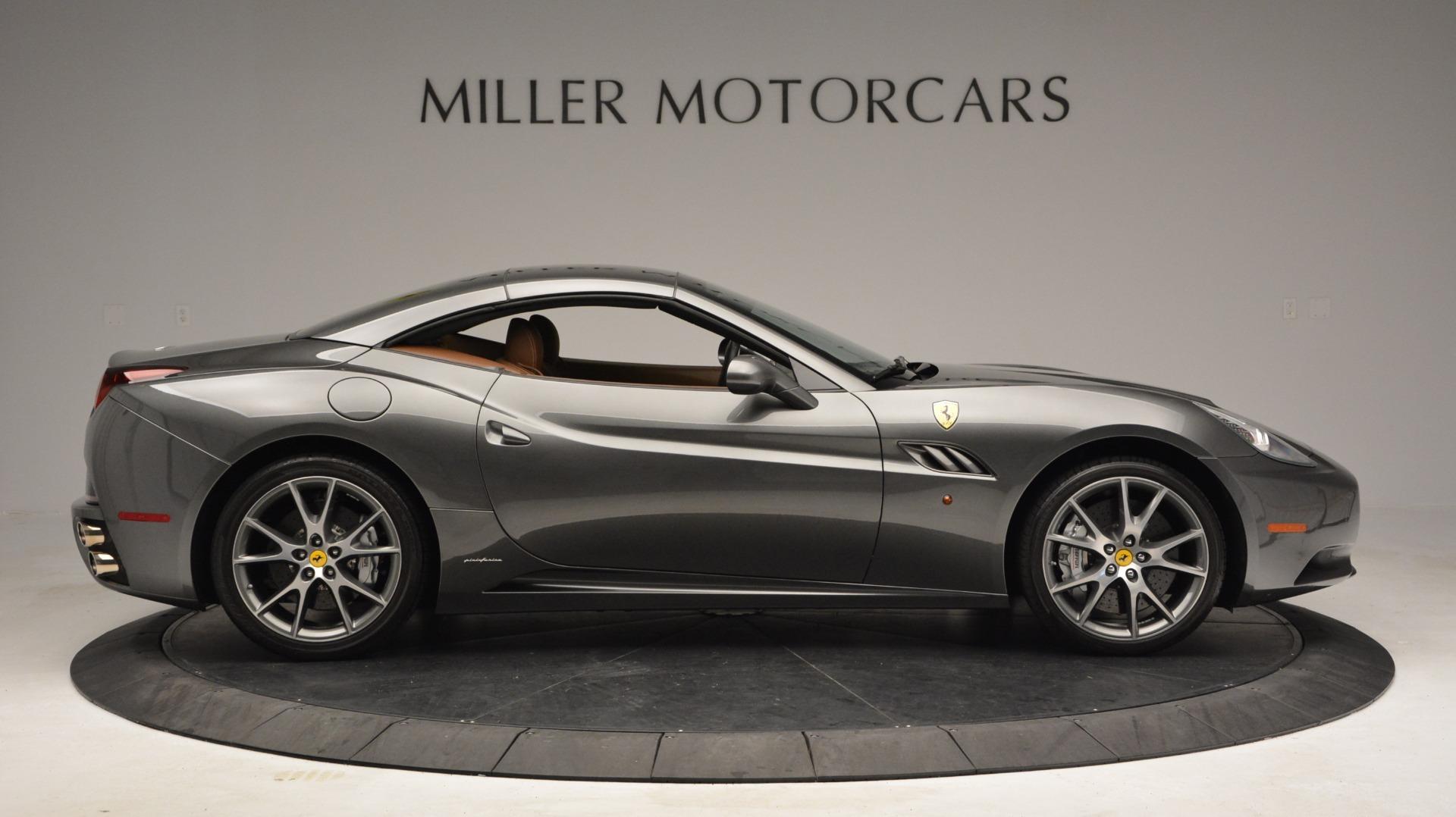 Used 2011 Ferrari California  For Sale In Westport, CT 3101_p20