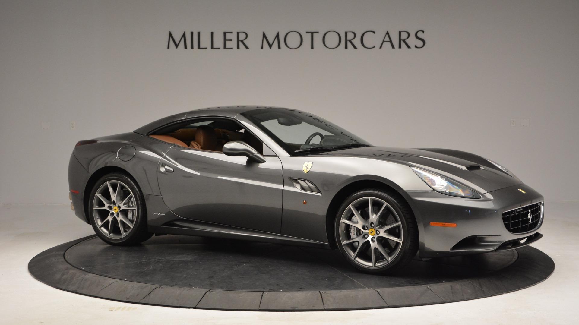 Used 2011 Ferrari California  For Sale In Westport, CT 3101_p21
